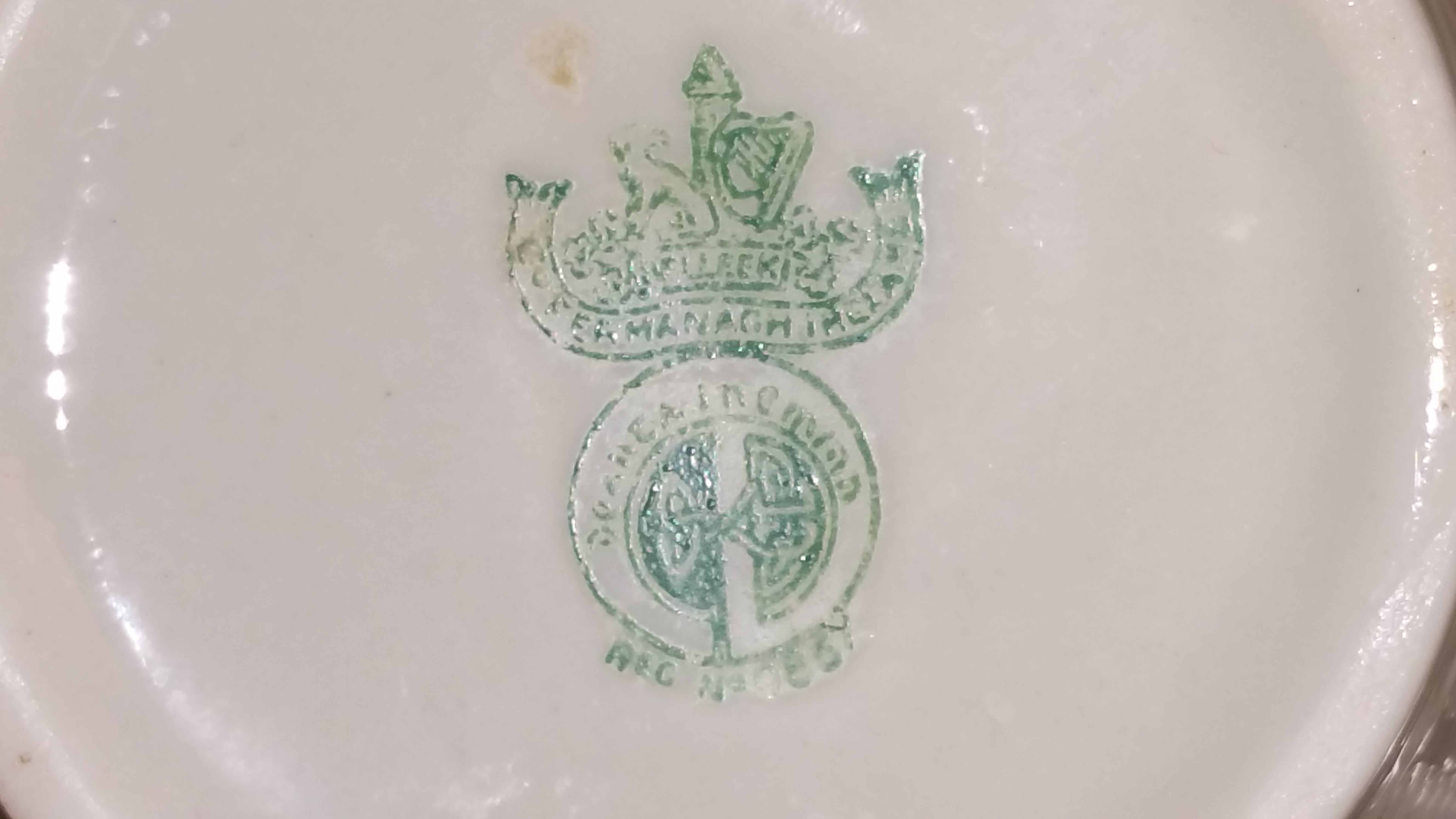 Belleek Stamp 2