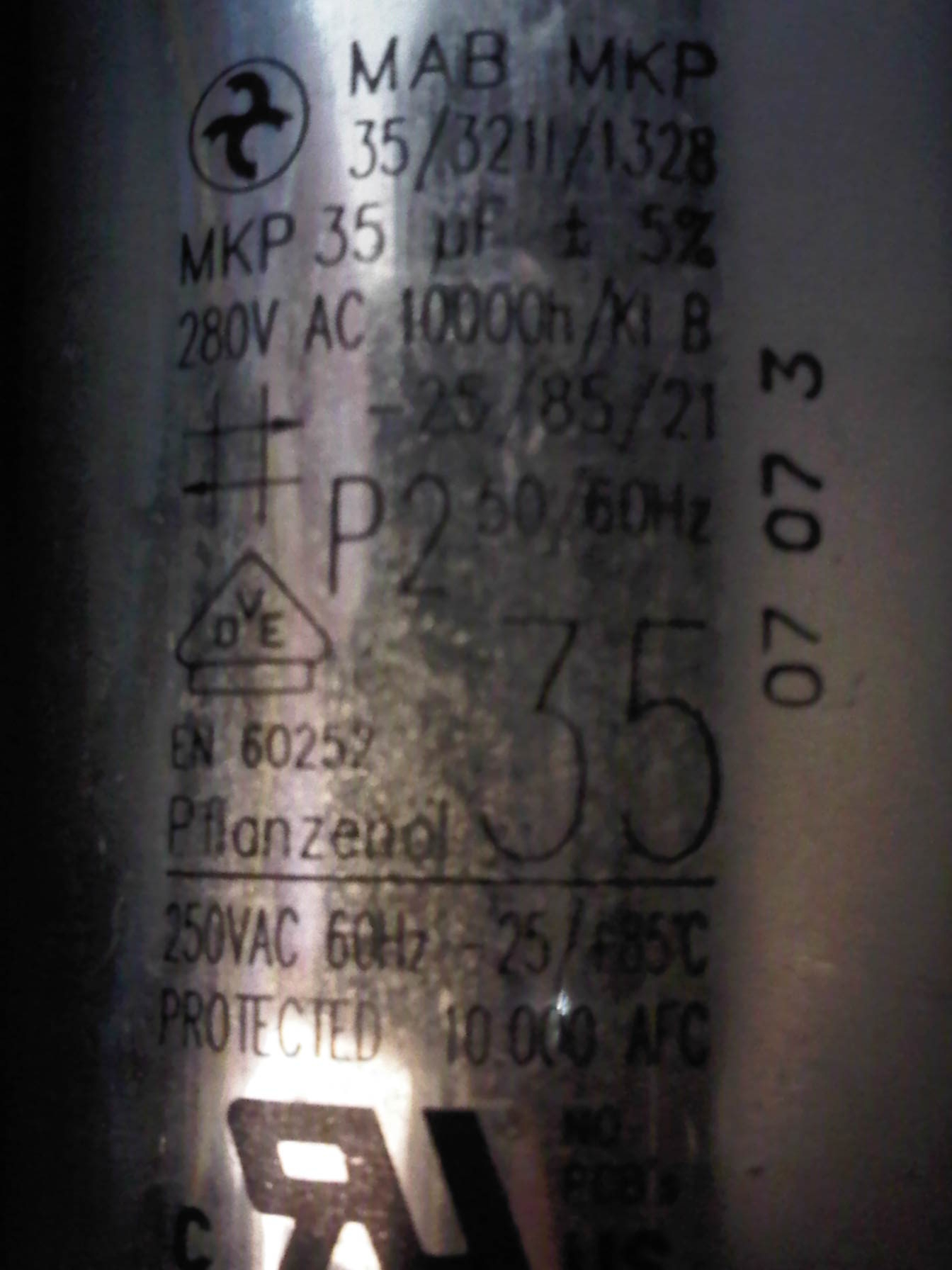 I have a VTN600CV2C blower embly that I bought as a ... Fah S T Frigidaire Air Conditioner Wiring Diagram on