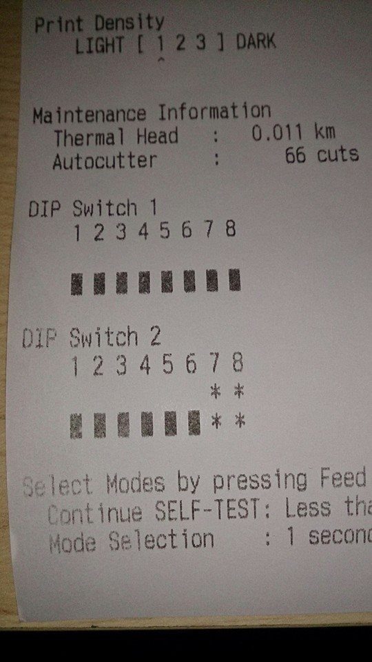 i need some help i bought epson tm t88v with ethernet interface