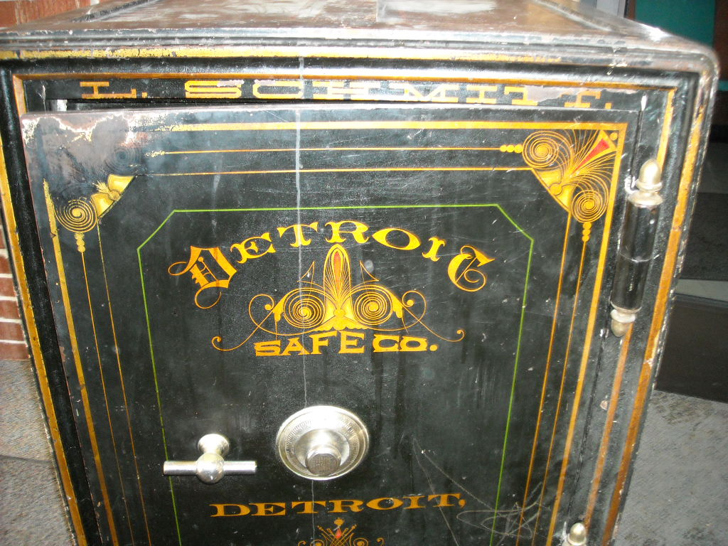 I have an old office safe that is 37 3/4