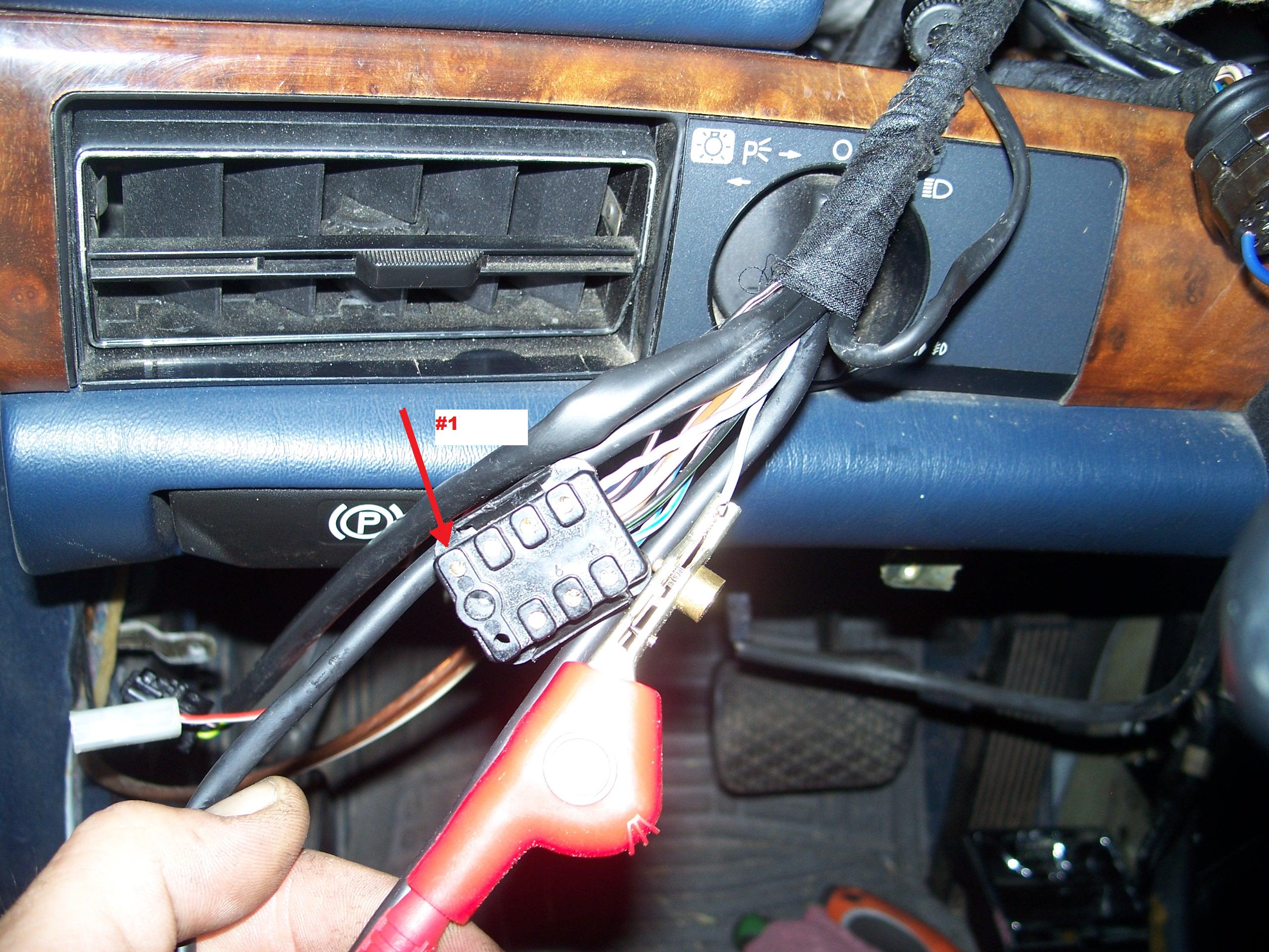 Awesome Mercedes 560sec Radio Wiring Pictures - Best Image ...