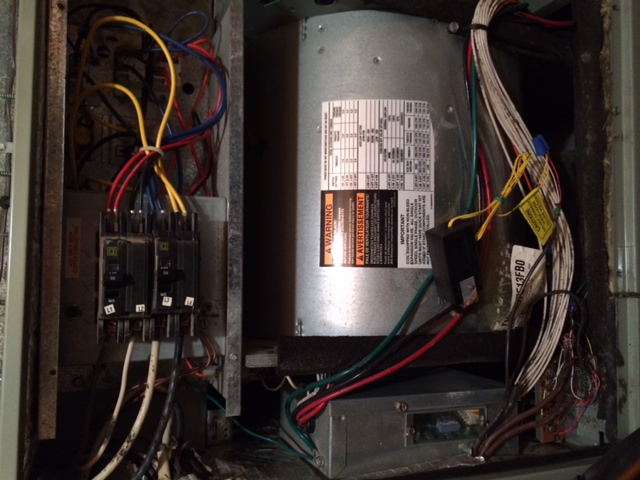 I Have A Trane Electric Heat Pump  I Attempted To Swap Out