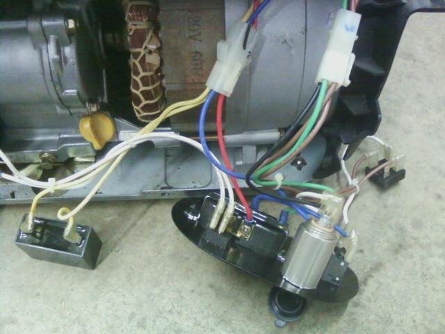 I have a troy bilt 900 watt potable gas generator model