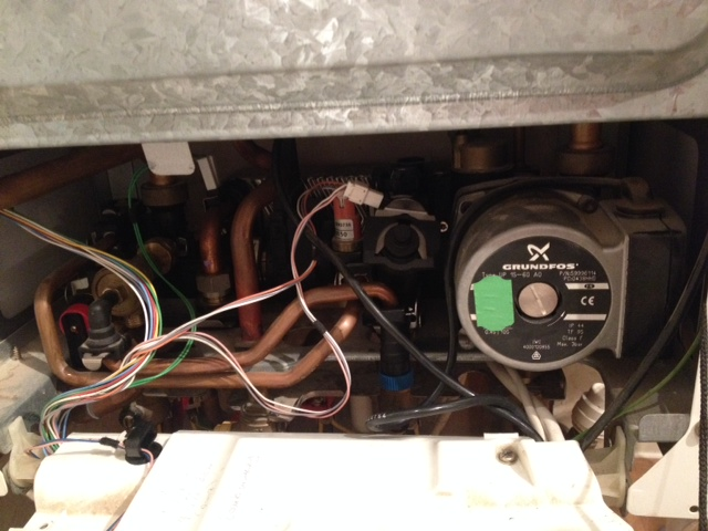 I have a glow worm 24cxi boiler. I have an intermittent fault where ...