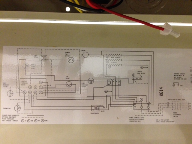 on dayton wiring schematic