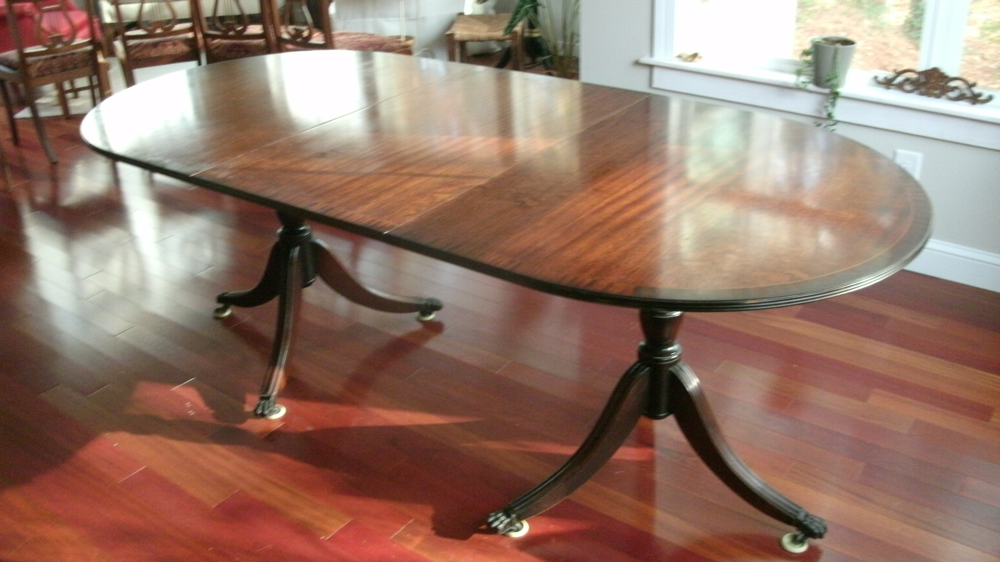 antique dining table styles I think we have an antique Georgian style mahogany dining table  antique dining table styles