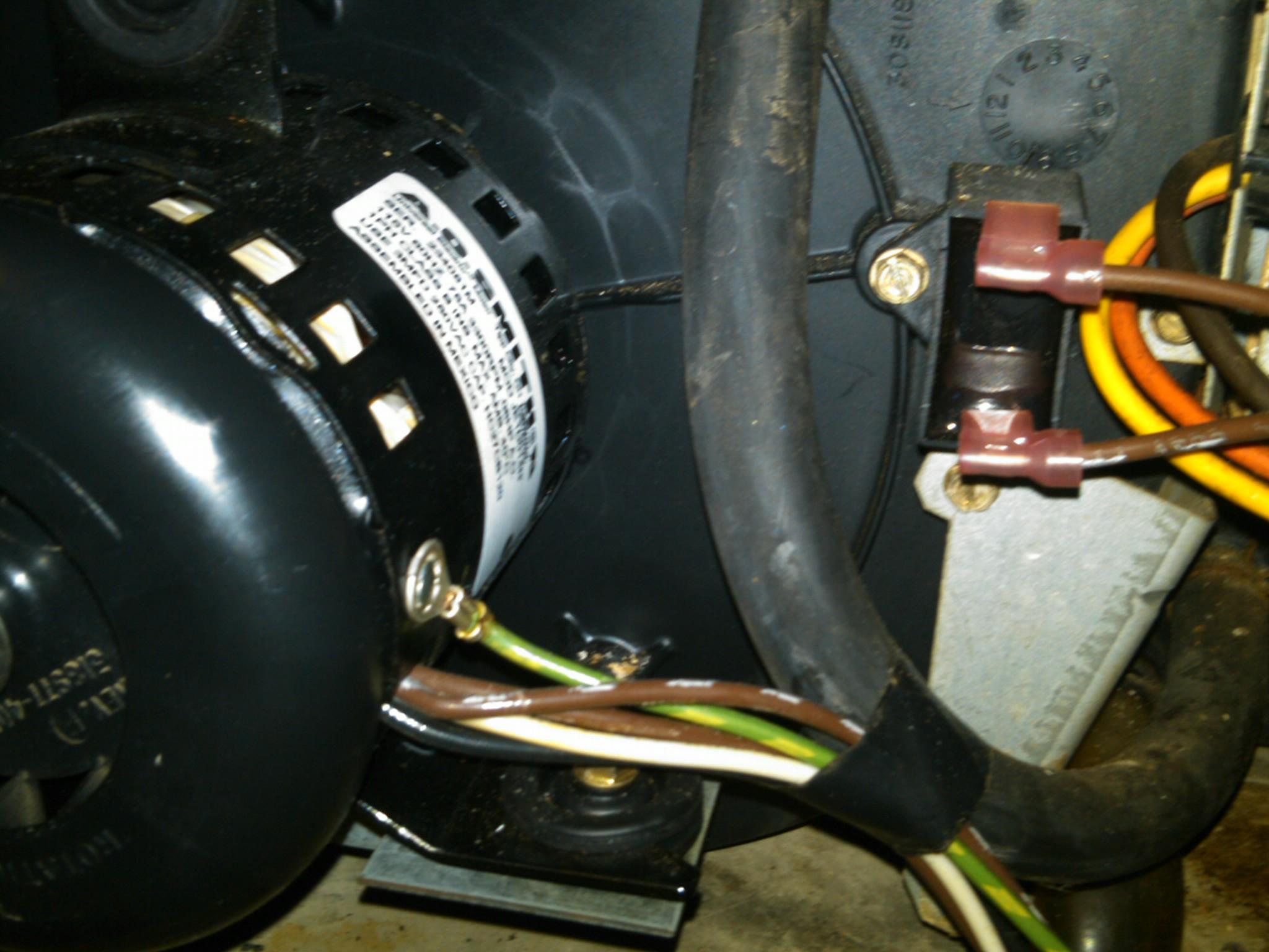 I have a Carrier 58SXA Weathermaker furnace. Last week it ... Gas Wiring Carrier Diagram Furnace Sxa Jg on