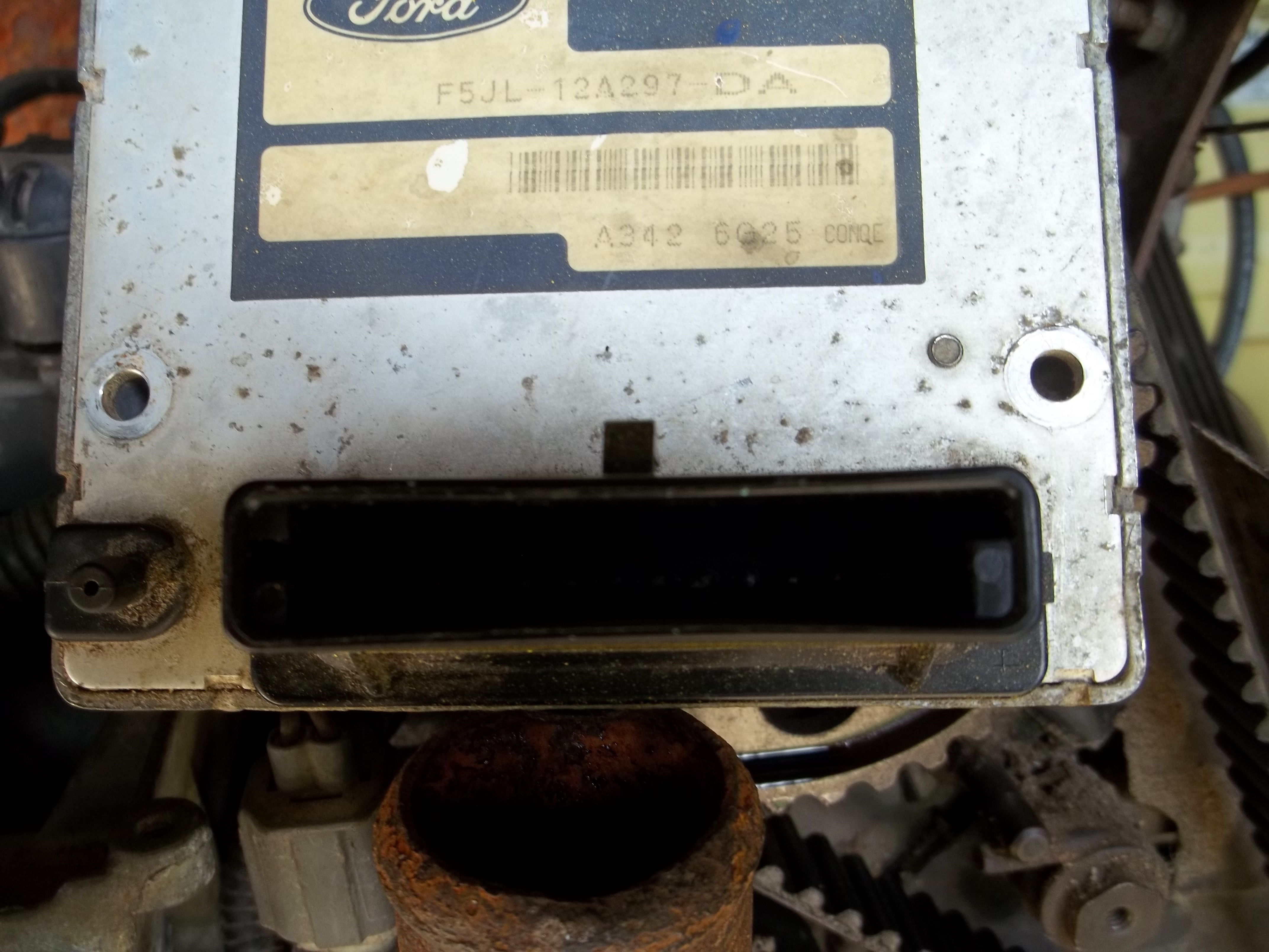 [SCHEMATICS_4HG]  I have a Ford module No. F5JL-12A297DA it is no longer available can I  change the wireing plug and use a differant | Ford Ignition Module F5jl 12a297 Da Wiring Diagram |  | JustAnswer