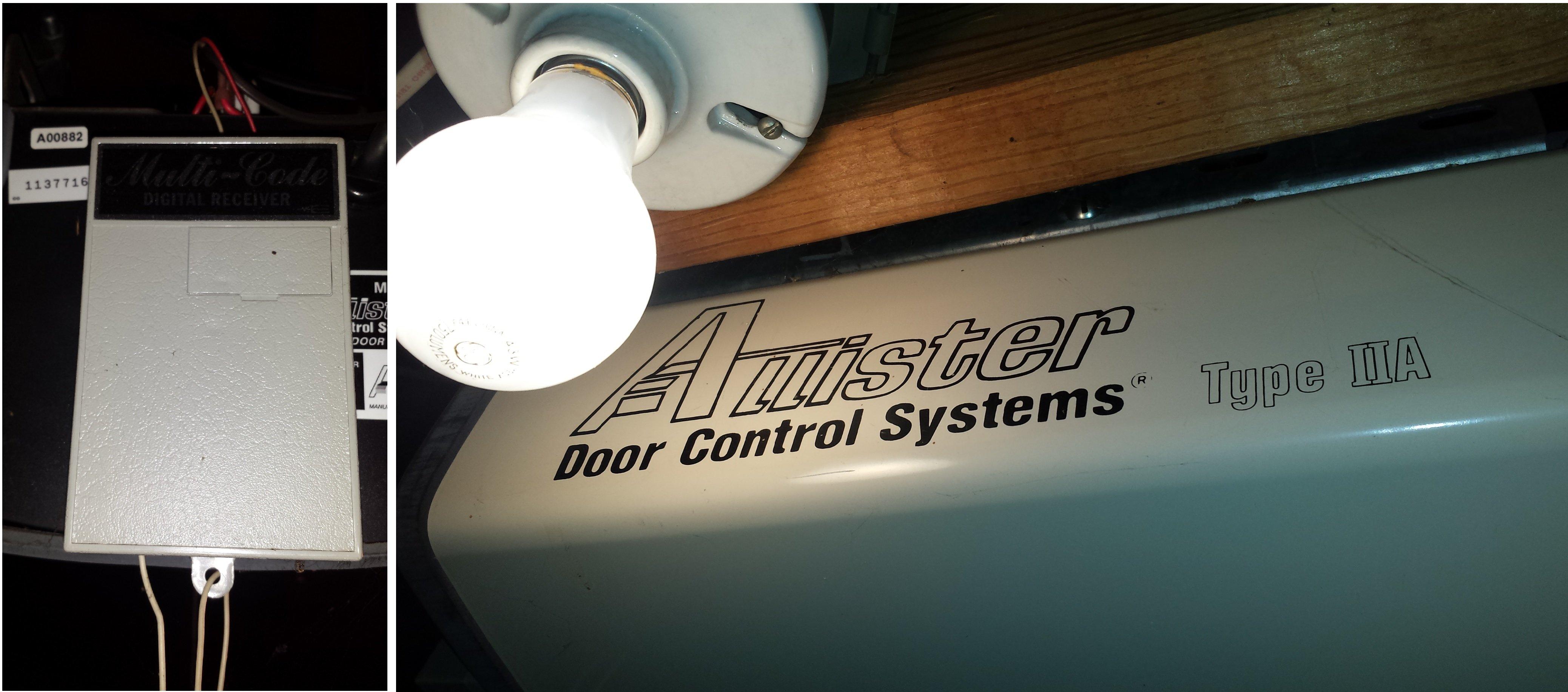 console allstar mvp opener product garage wall allister door challenger