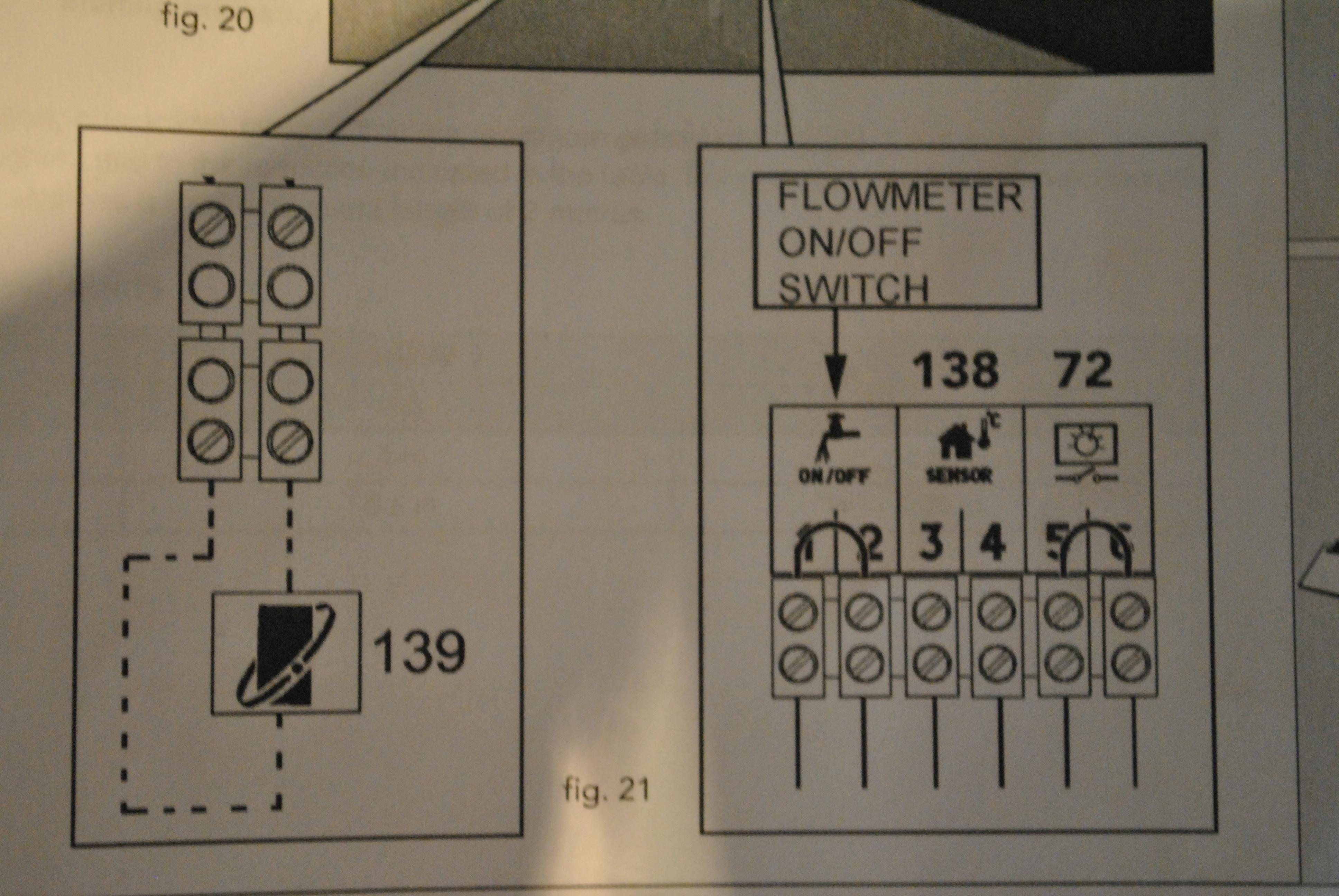 I Have A Ferroli Optimax He Plus 38 C  Condensing Combi