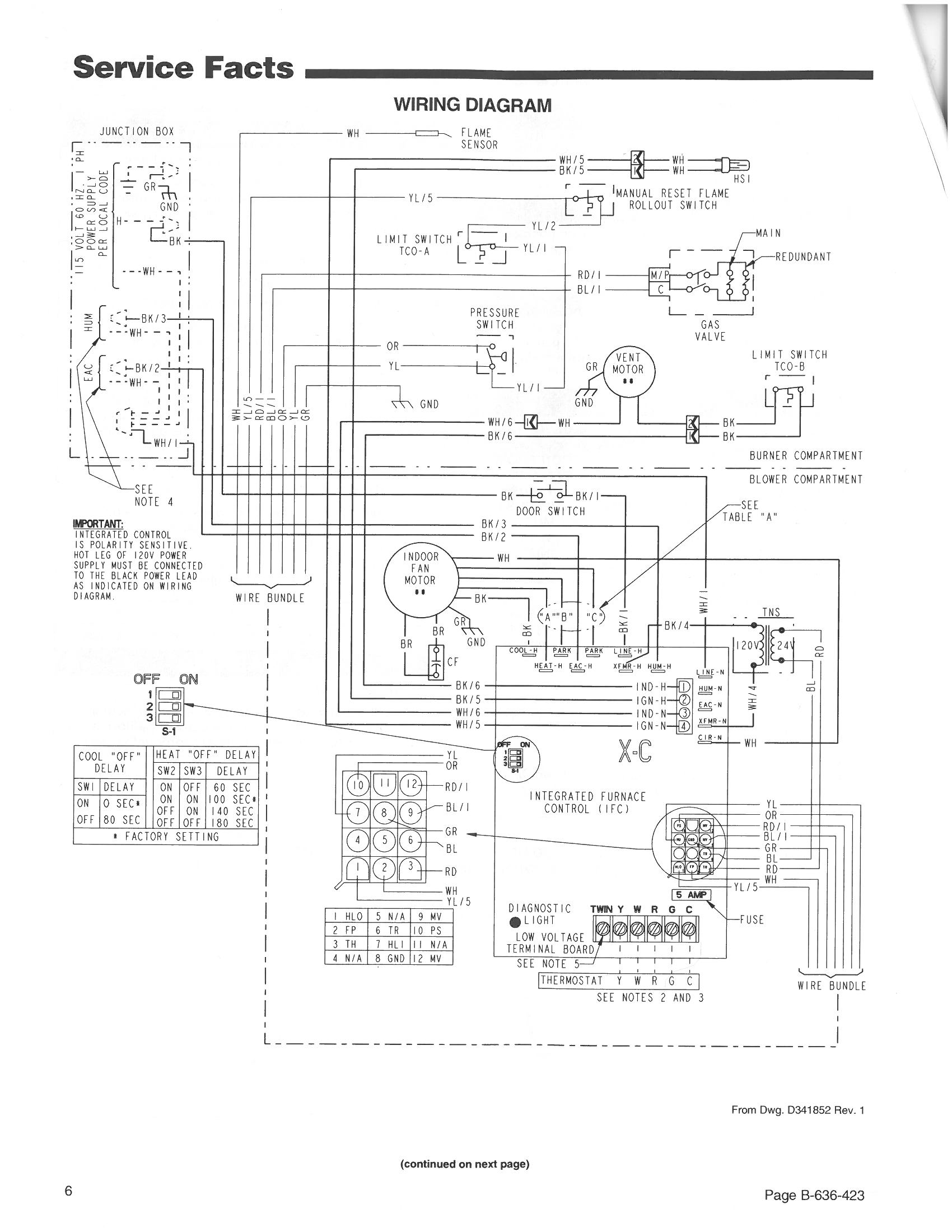 generalaire humidifier wiring diagram free download