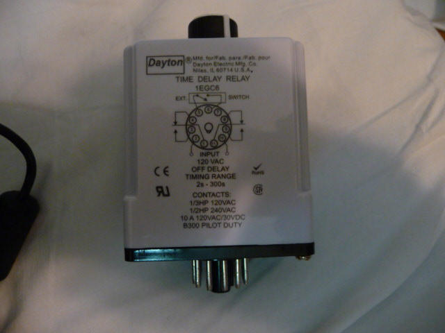 i am trying to wire a dayton 1egc6 11 pin time delay. Black Bedroom Furniture Sets. Home Design Ideas