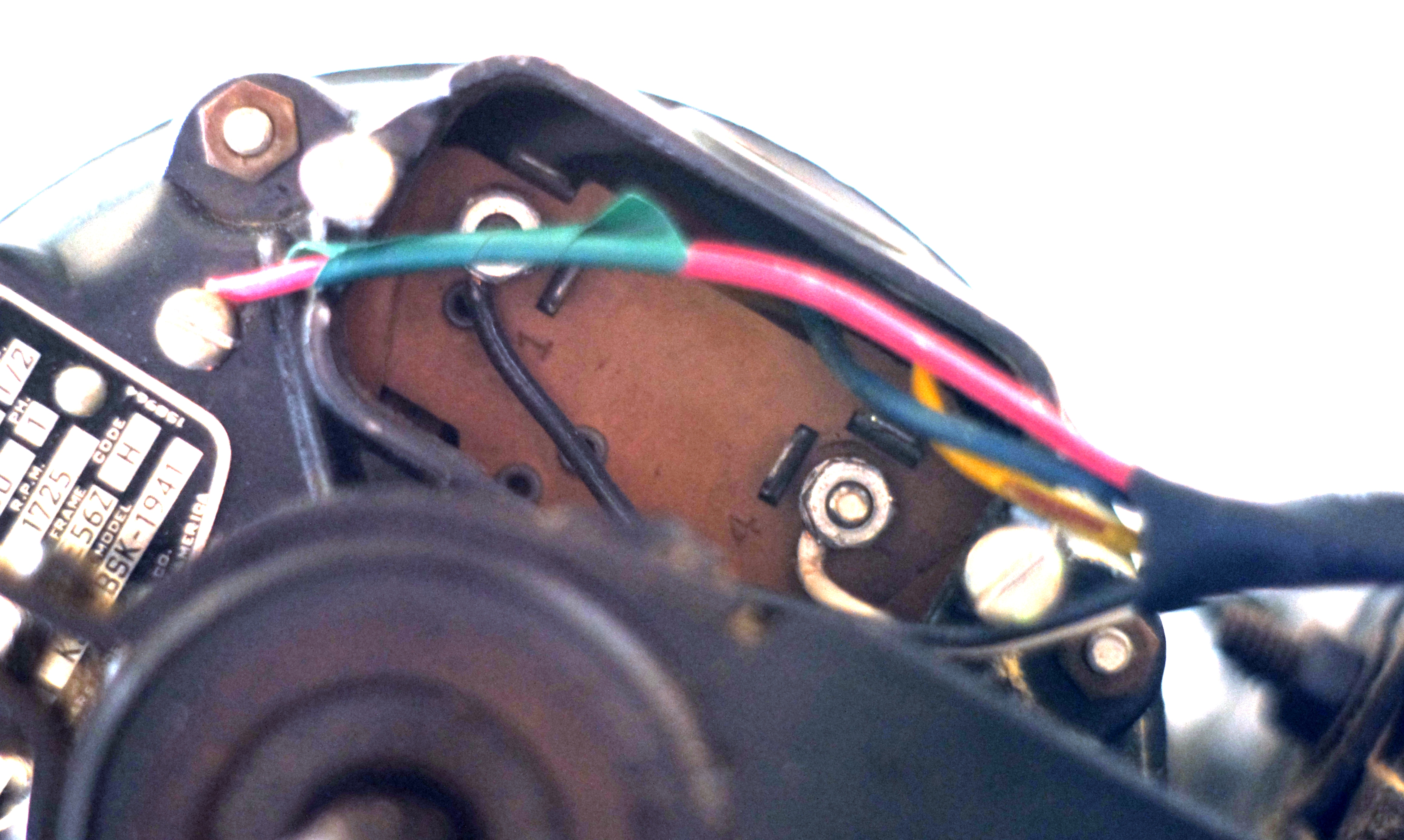 Need Help Wiring A 60 Amp Drum Switch Forward Off Reverse Drill Reversing Diagram Setting Up The 2014 10 18 182922 Dsc03502