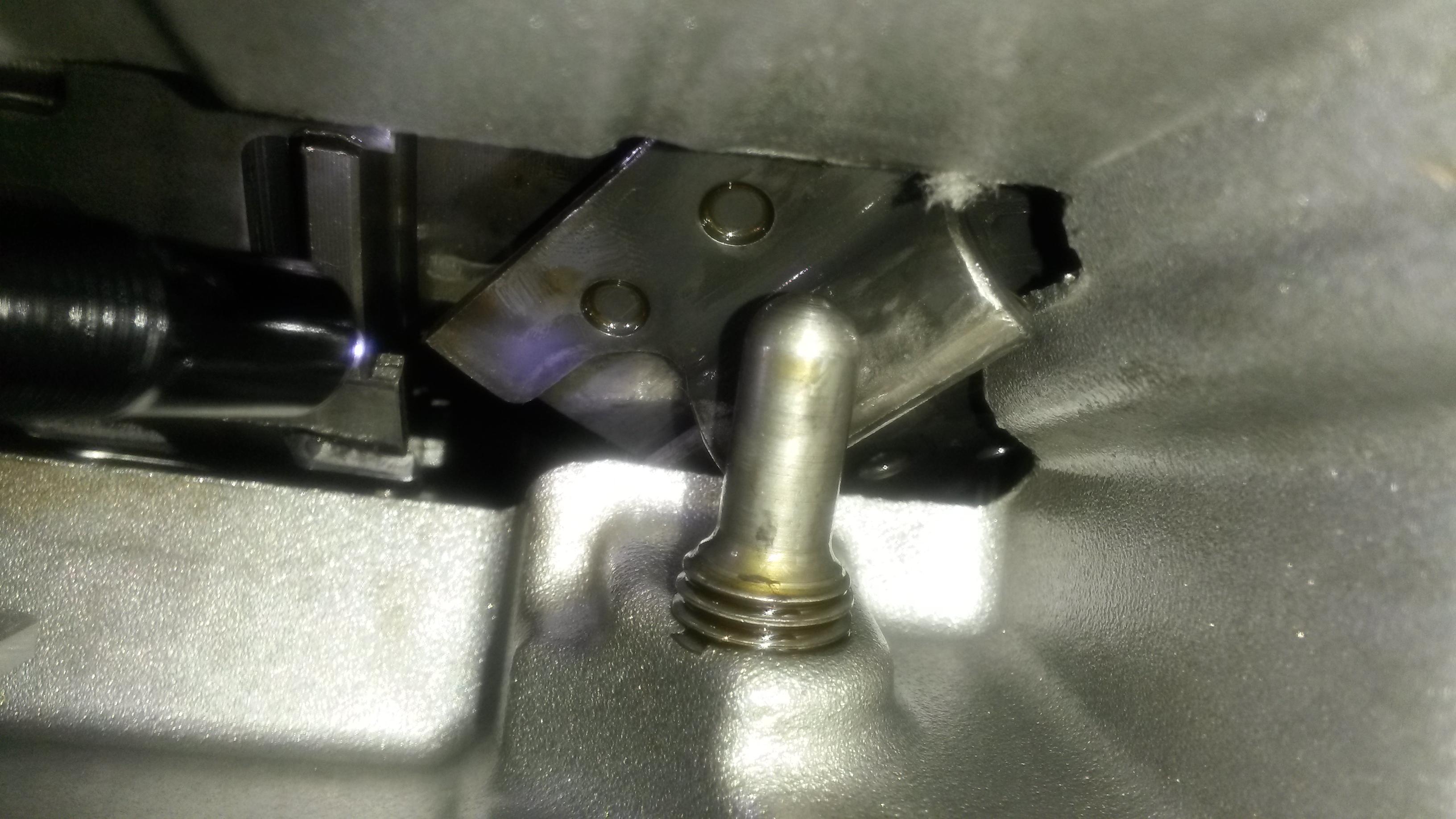 Ford F150 Transmission Band Adjustment