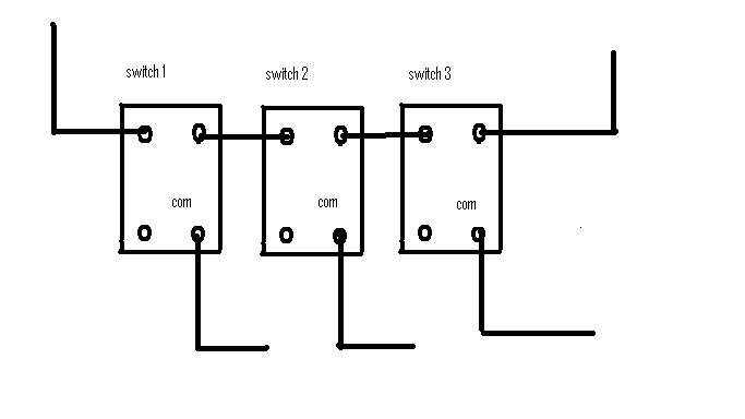 3 gang switch wiring diagram wiring diagram g8 3 Gang Light Switch