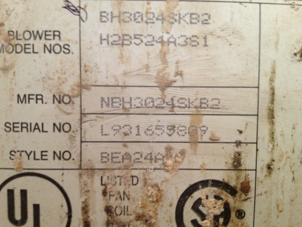 i need the service manual for a heil air handler contains electric rh  justanswer com Heil