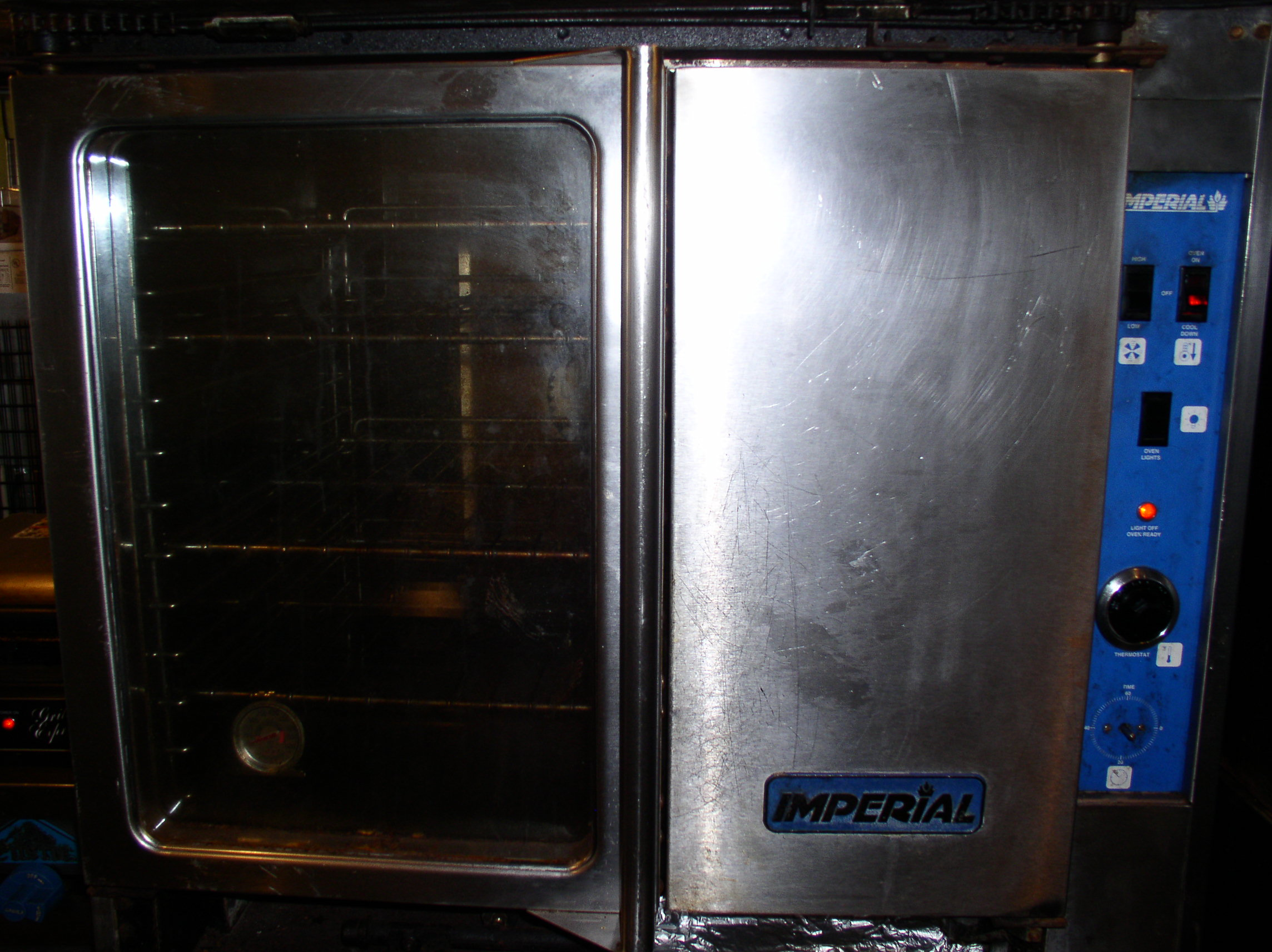 Why Imperial Convection Oven Burners Take Very Long Time
