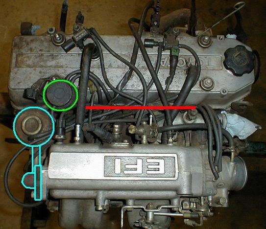 1988 toyota 22re efi wiring diagram toyota 22re