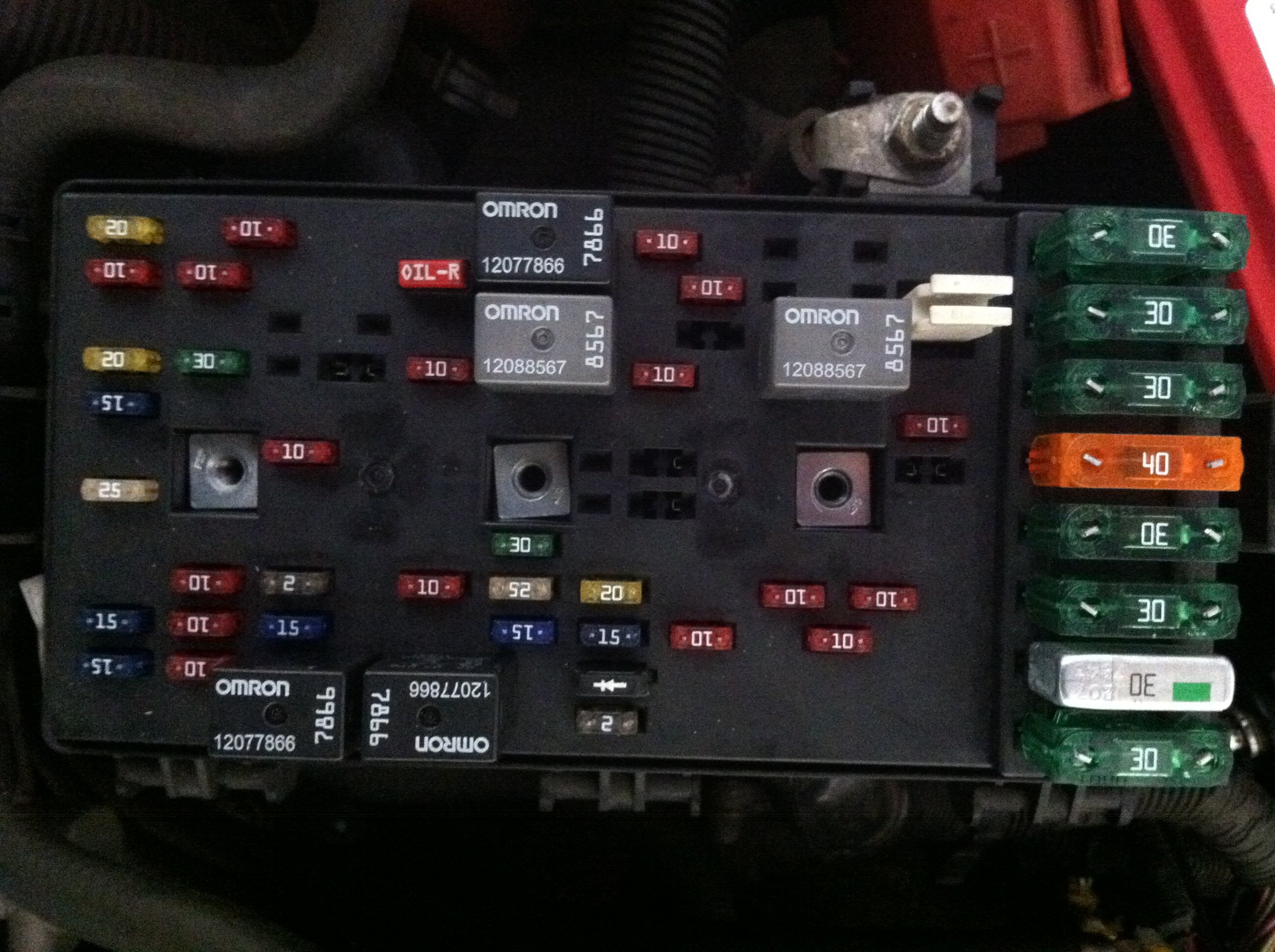 2003 Saturn Fuse Box Location | Wiring Library