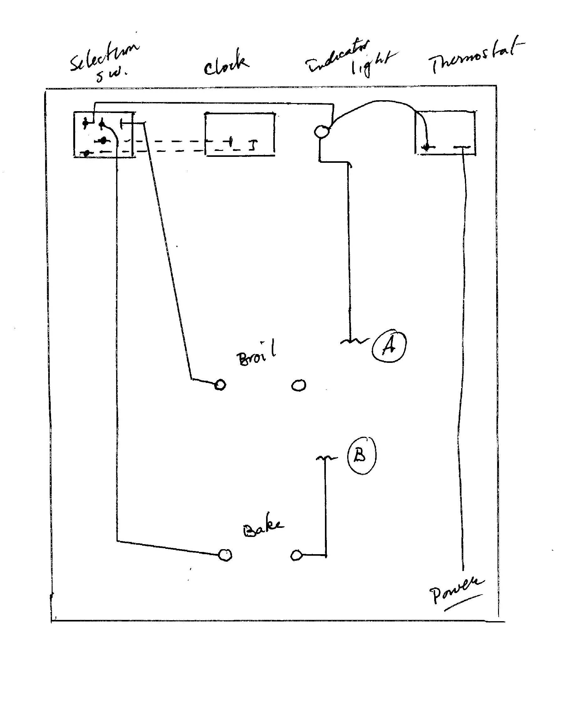 Kenmore 911 30465893 Wiring Diagram – name on