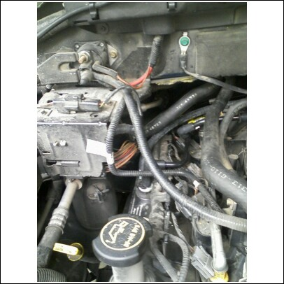 F Passenger Side May on 2003 Ford Expedition 5 4 Vacuum Hose Diagram