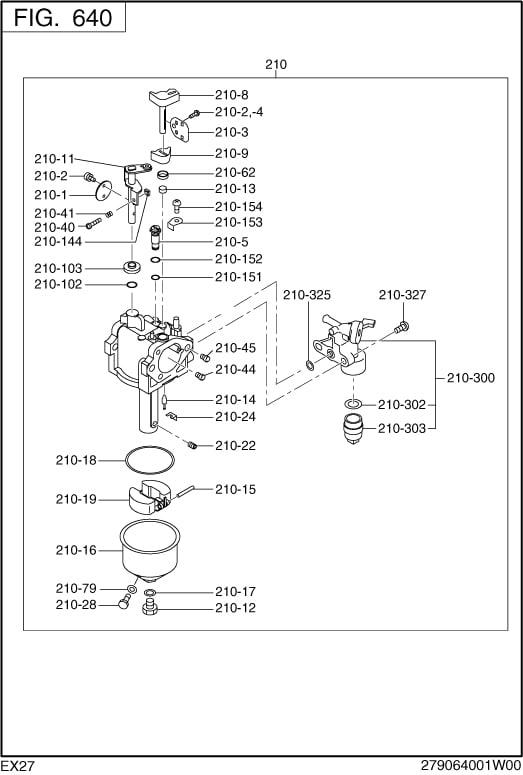 I Have A Pramac Generator With A Subaru    Robin Engine  It