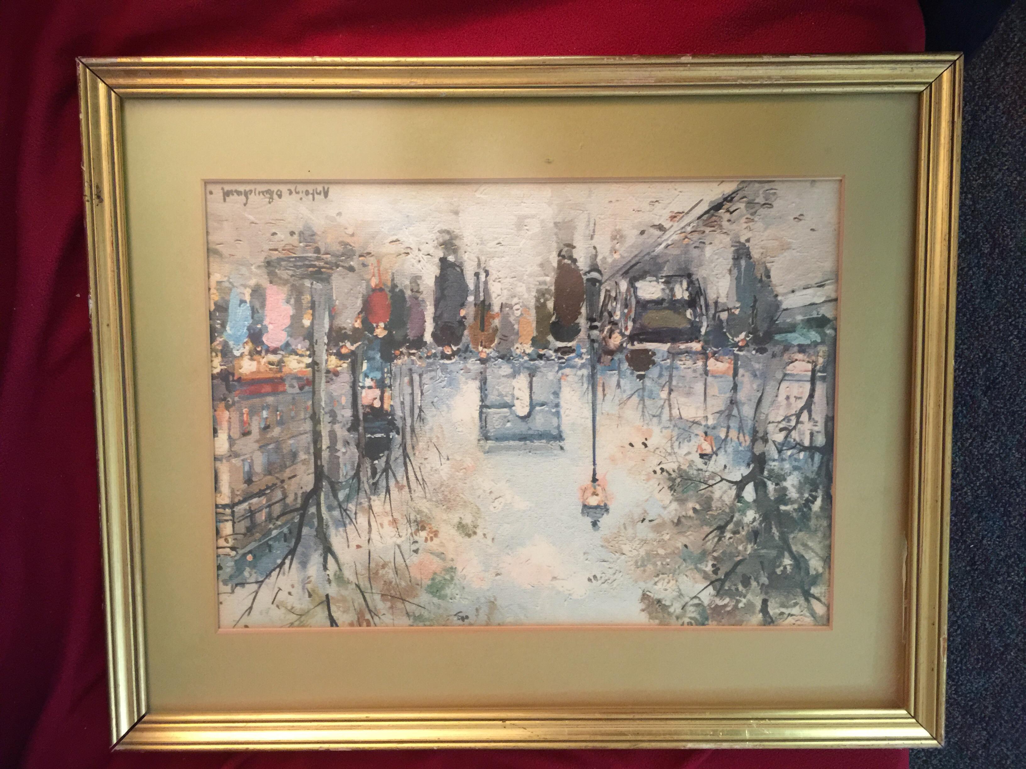 Frances Gellman Painting