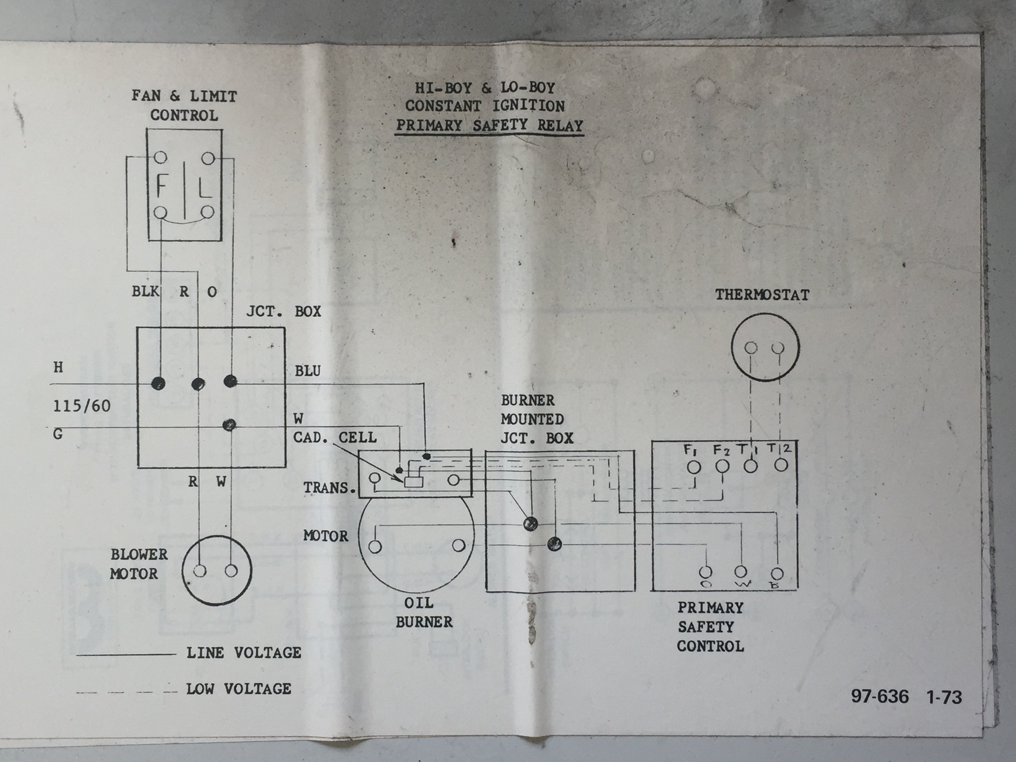 Honeywell L6006c 1018 Wiring Diagram Product Wiring Diagrams \u2022  Honeywell Boiler Relays Cad Cell Relay Wiring Diagram