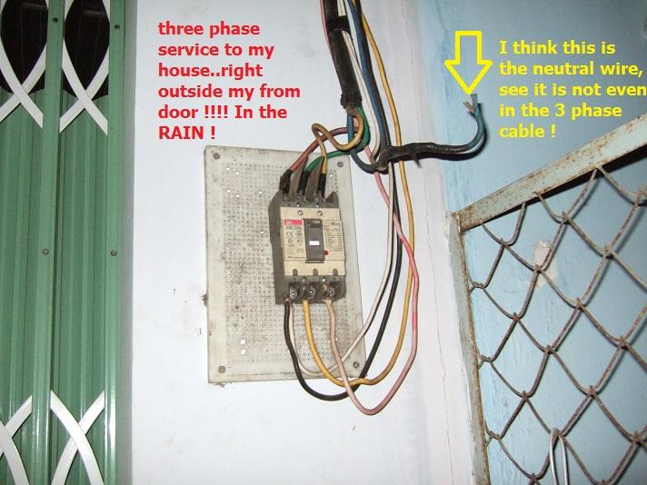 I Need Help Wiring A Three Phase 380 V 50 Hz 10 H P