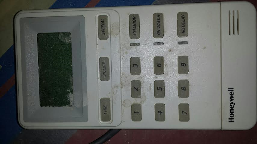 I would like information on a Honeywell 6000 f alarm system