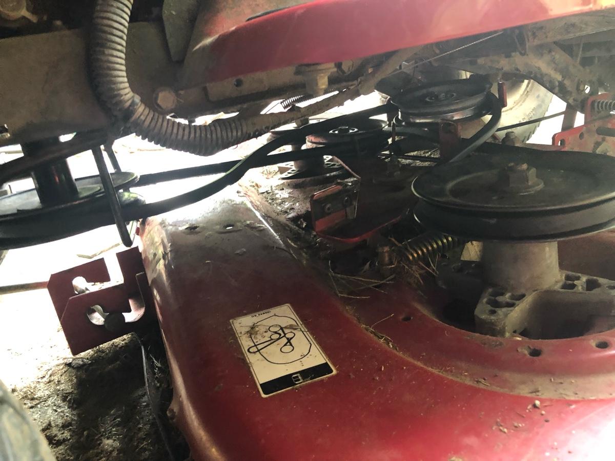 Toro Riding Mower Parts Diagram On Lx460 Toro Deck Diagram