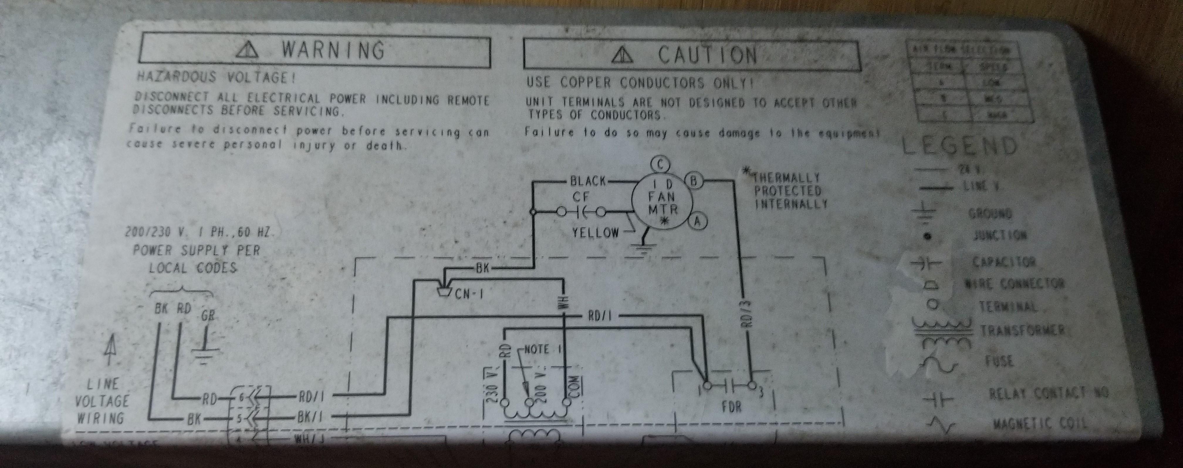 16923 Century Dl1036 Furnace Blower Wiring Diagram | Wiring LibraryWiring Library