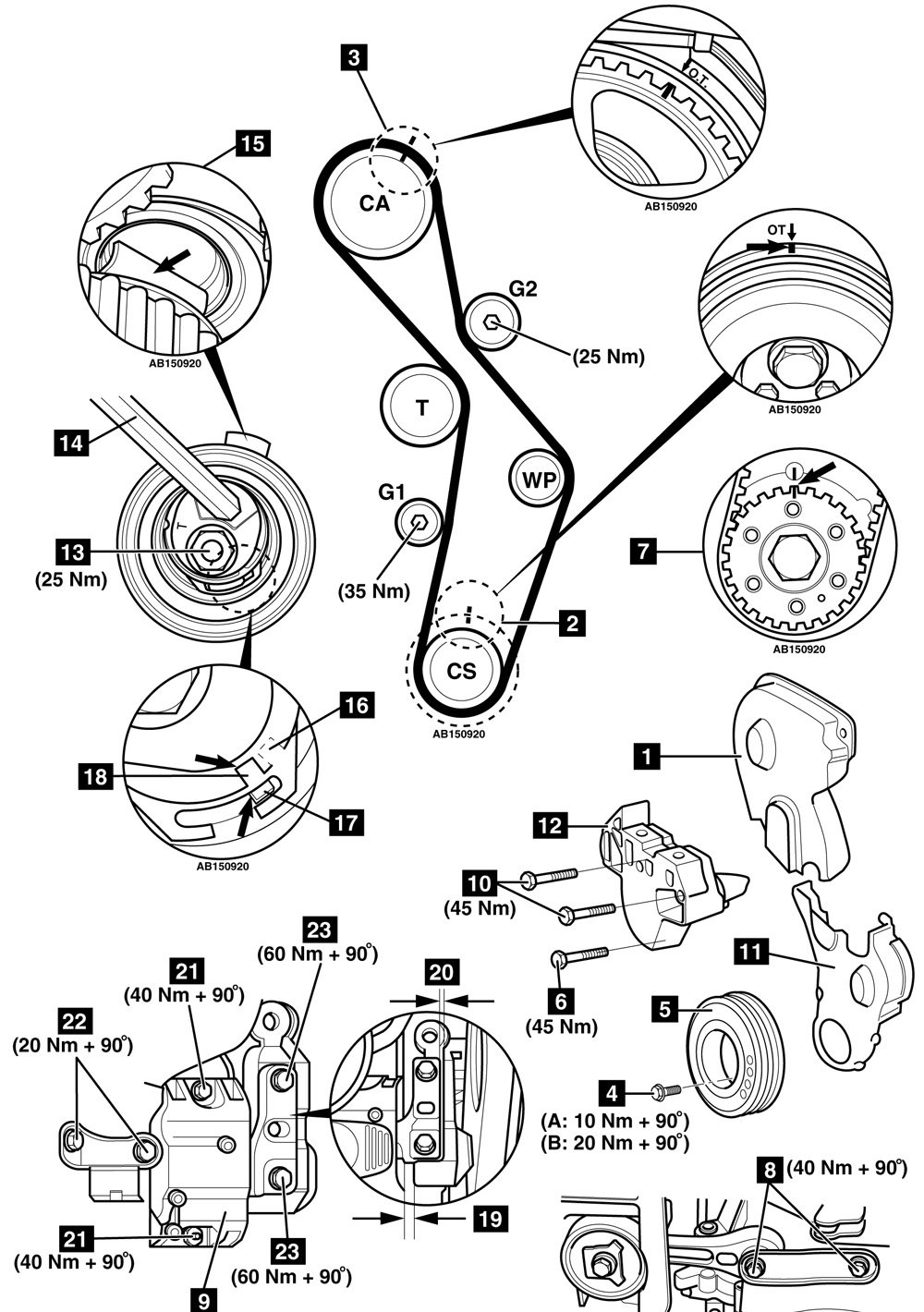 Passat Timing Marks Vr6 Engine Diagram Can You Show Me The For A With 1000x1420