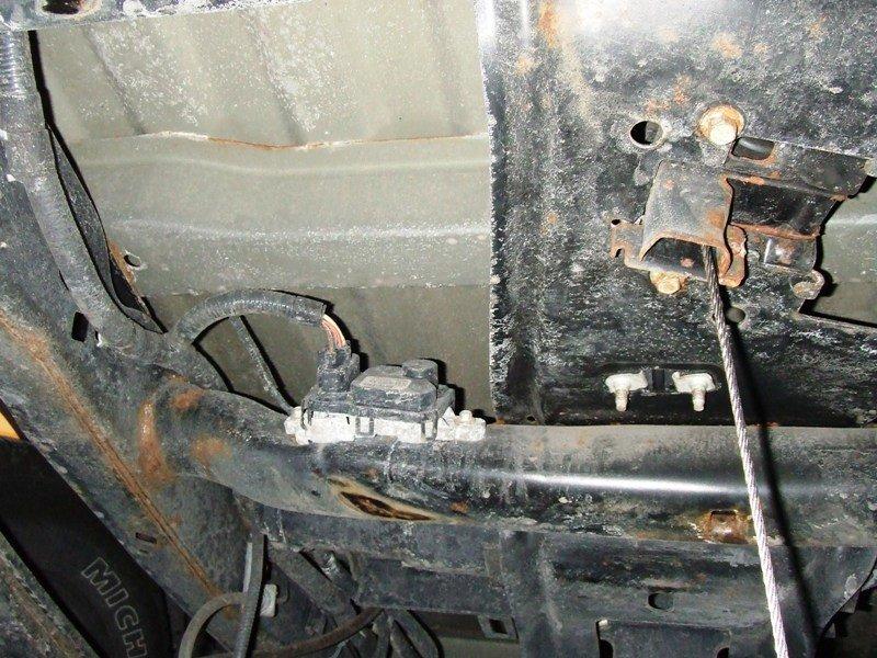 2007 explorer sport trac fuel pump driver module