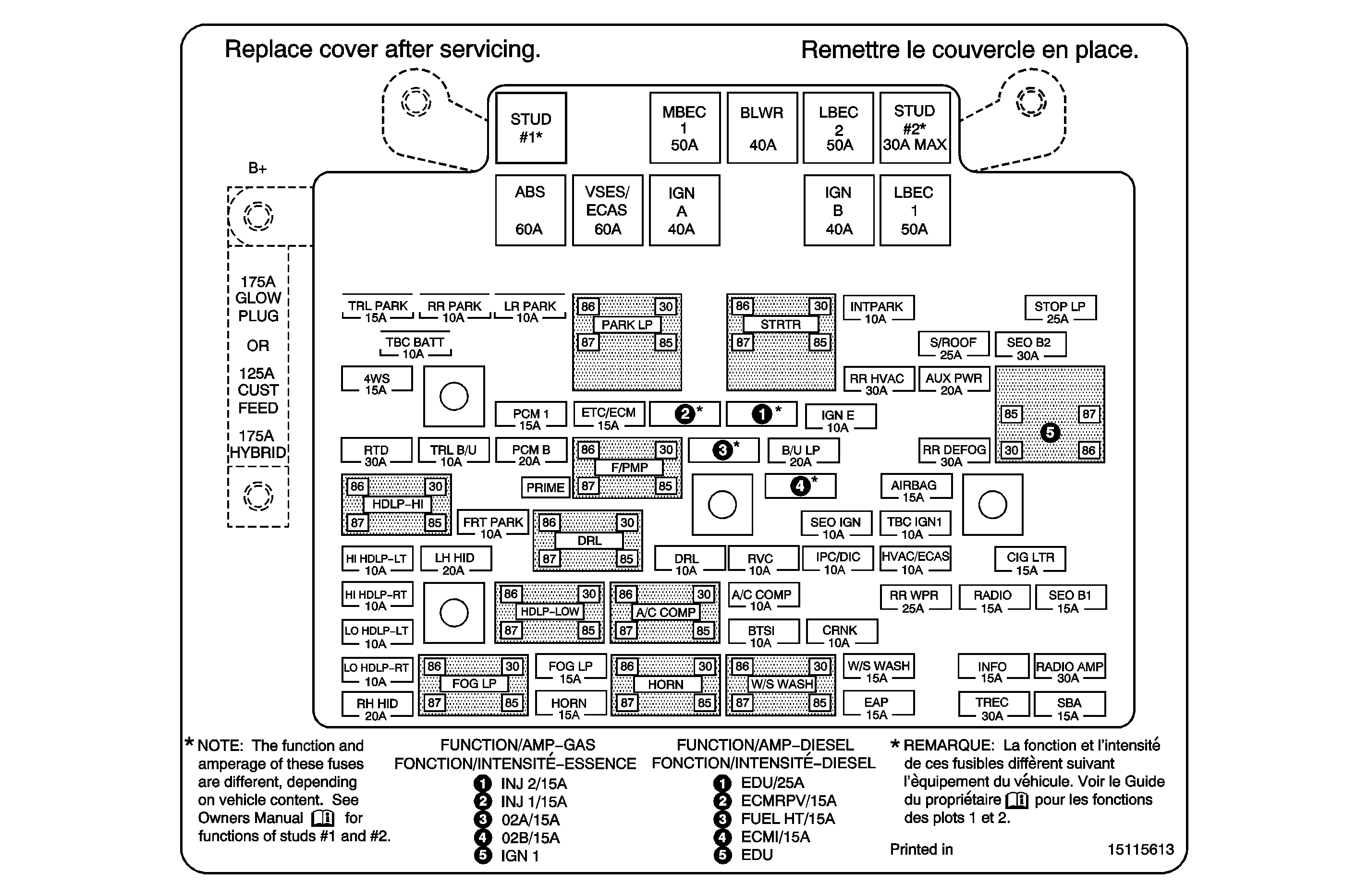 2007 gmc envoy fuse box diagram detailed schematics diagram rh  yogajourneymd com 2004 GMC Yukon Fuse Box Diagram 2002 GMC Envoy Fuse Box  Diagram