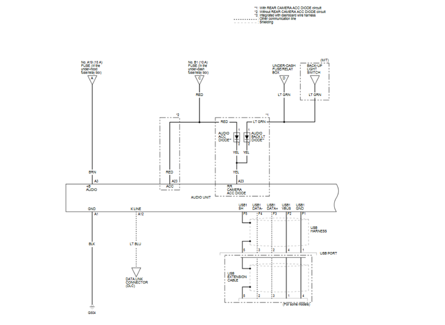Can I Get The Oem Radio Wire Diagram For A Honda Civic Lx