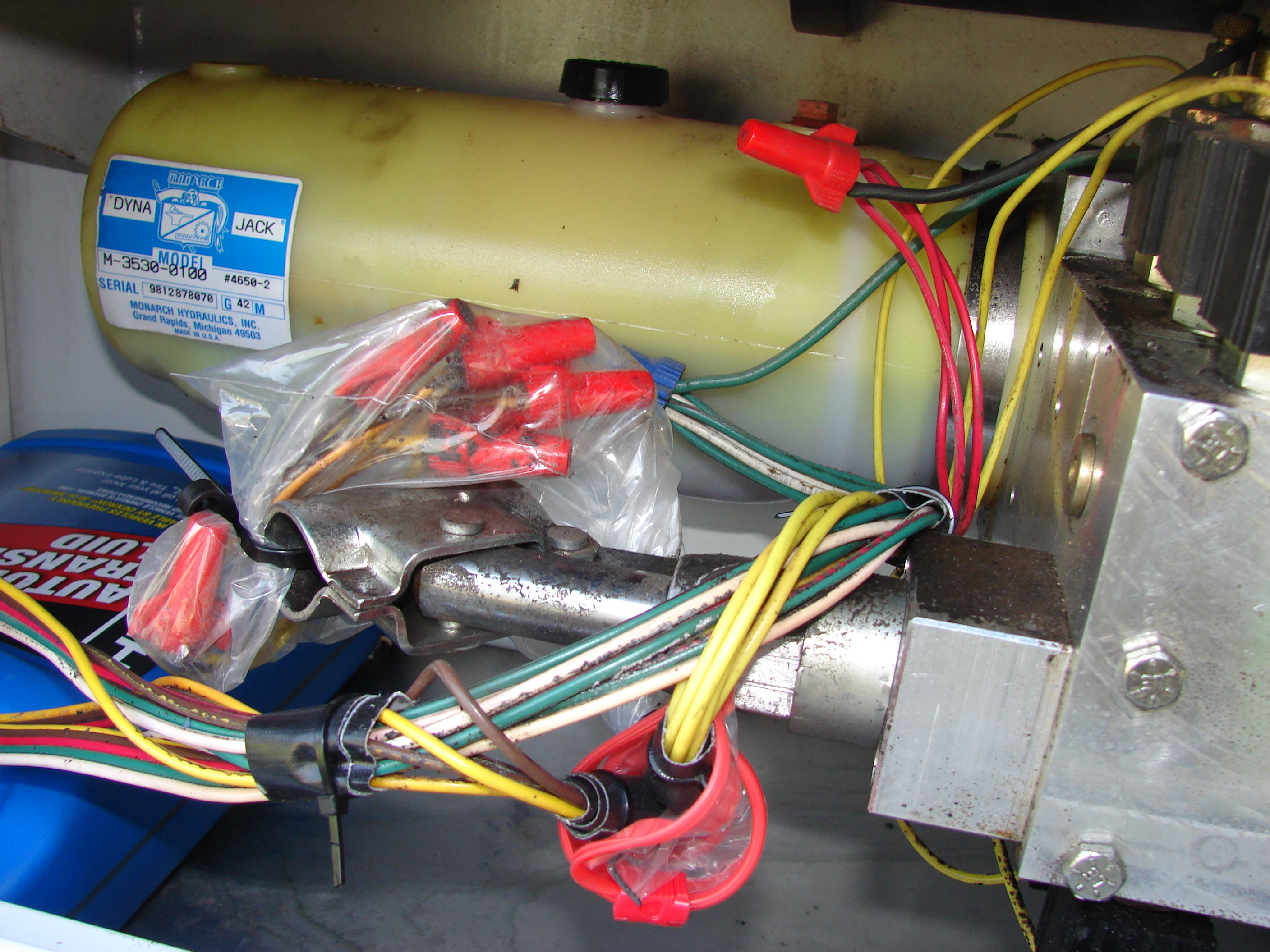 Monarch Hydraulic Wiring Diagram M 3530 Trusted Diagrams Hydraulics 1999 Nu Wa Snowbird Se Has A Living Room Slide That Is Leaking It Check Valve