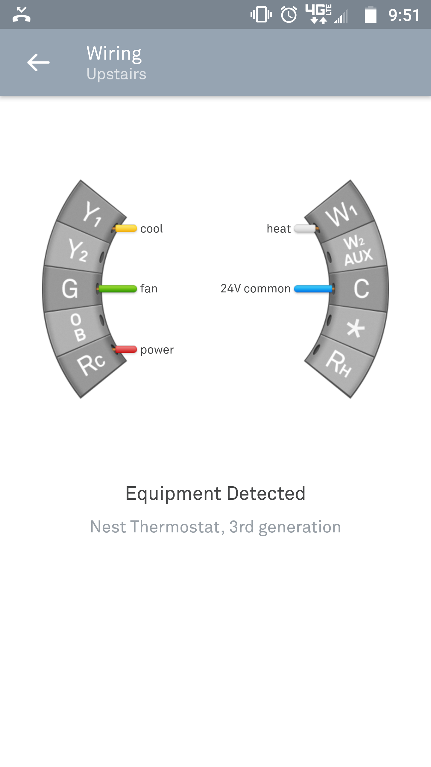 I Have A 3rd Gen Nest Thermostat Installed Have Gas