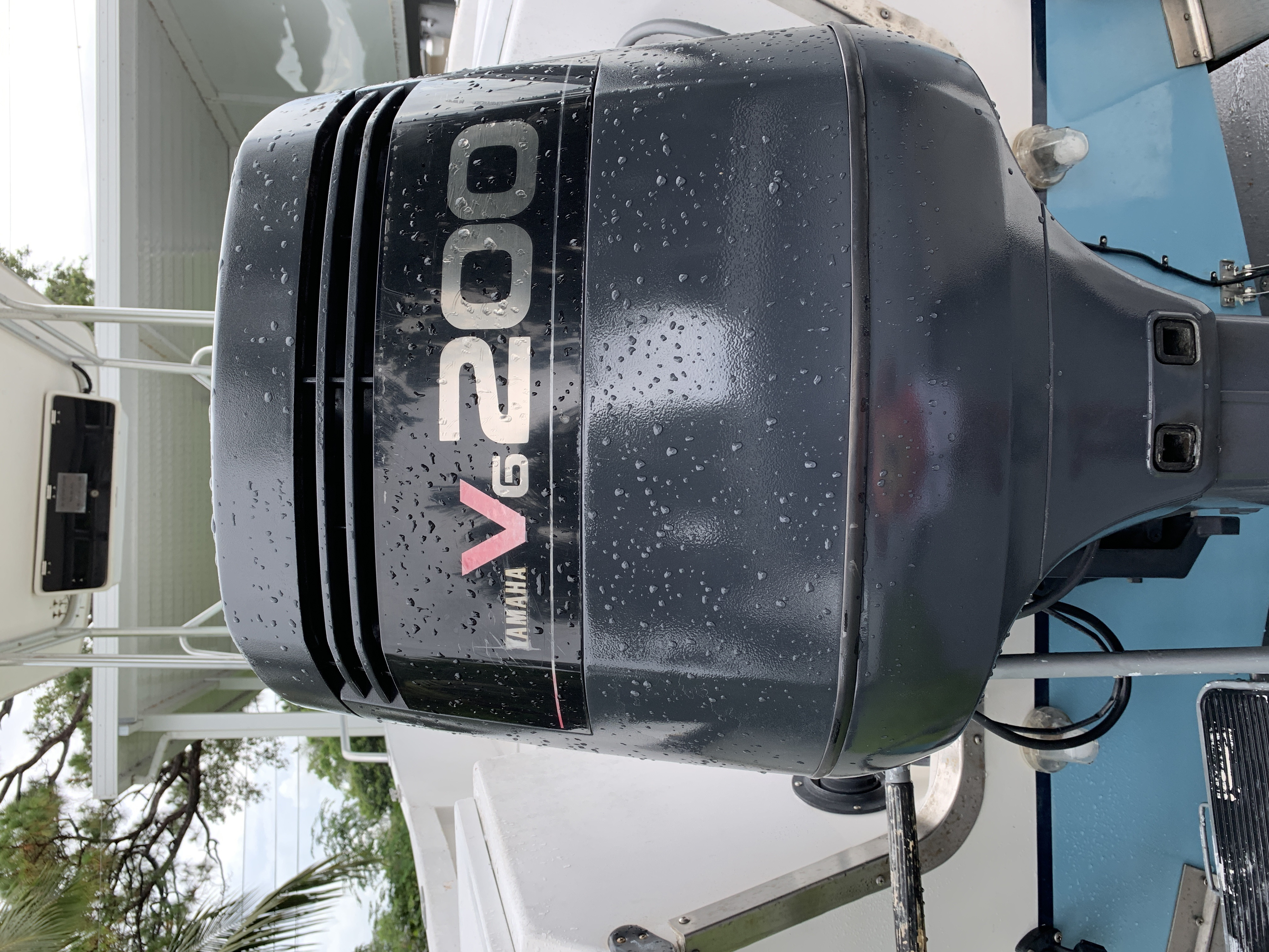 Looking to find out some questions about my Yamaha outboard
