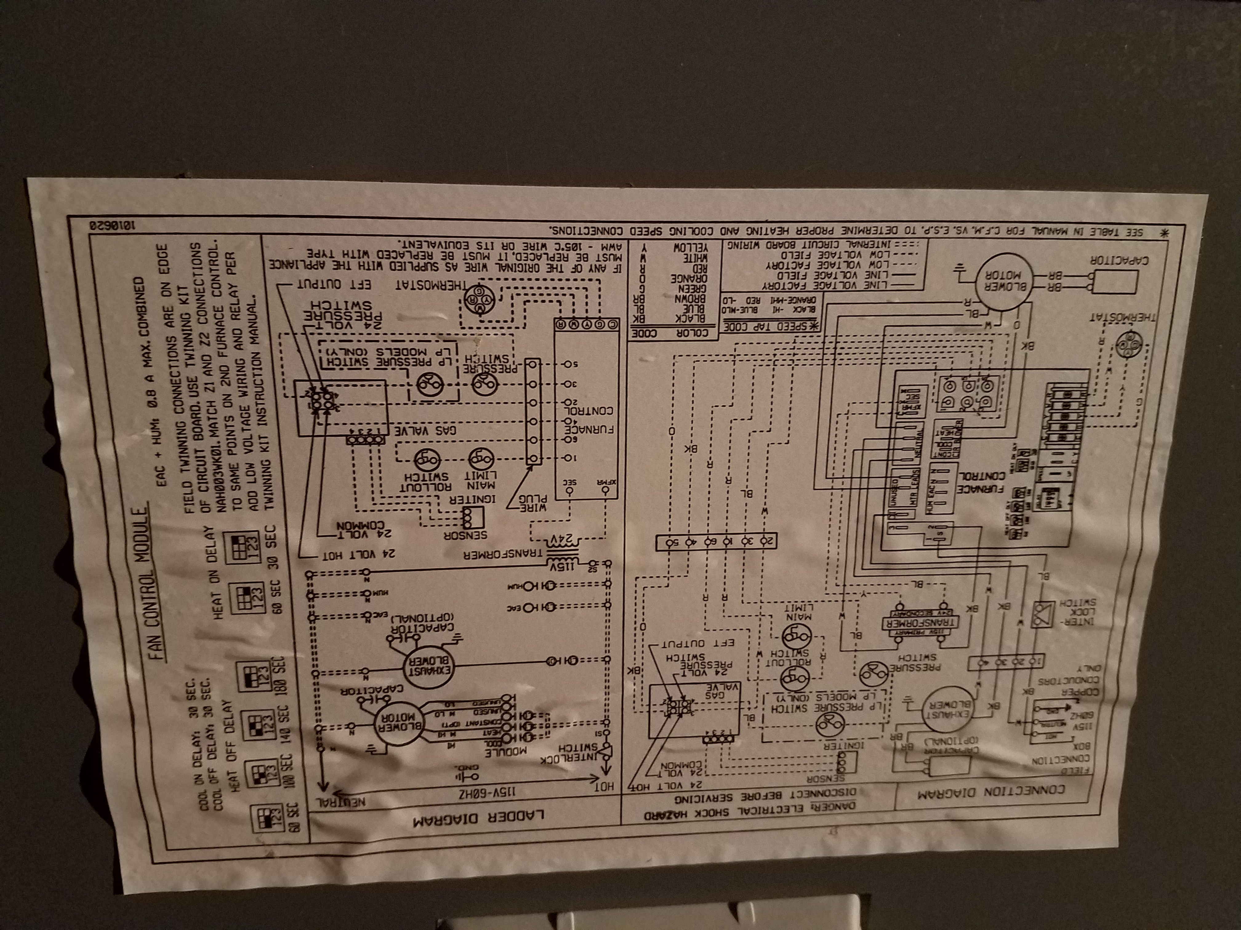 Tempstar Sp80 Wiring Diagram
