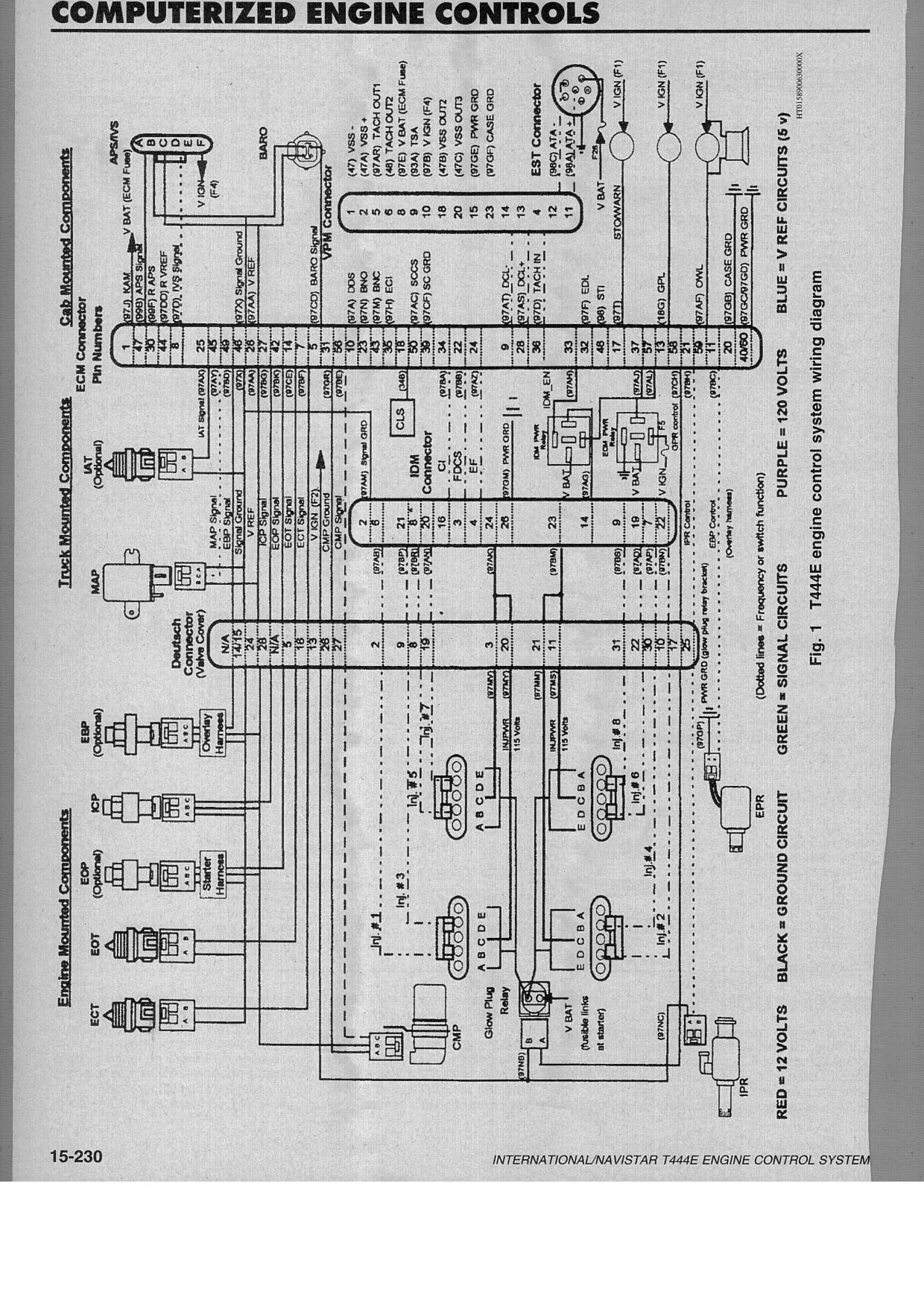 444e Diagram | Repair Manual