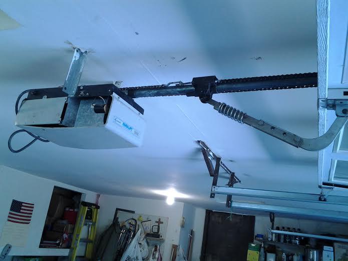 Merveilleux Garage Door Arm Open Position