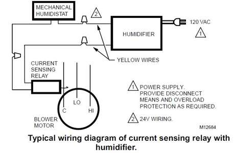 manual starter wiring diagram manual humidistat wiring diagram i recently purchased a venstar t7900 thermostat with ... #15