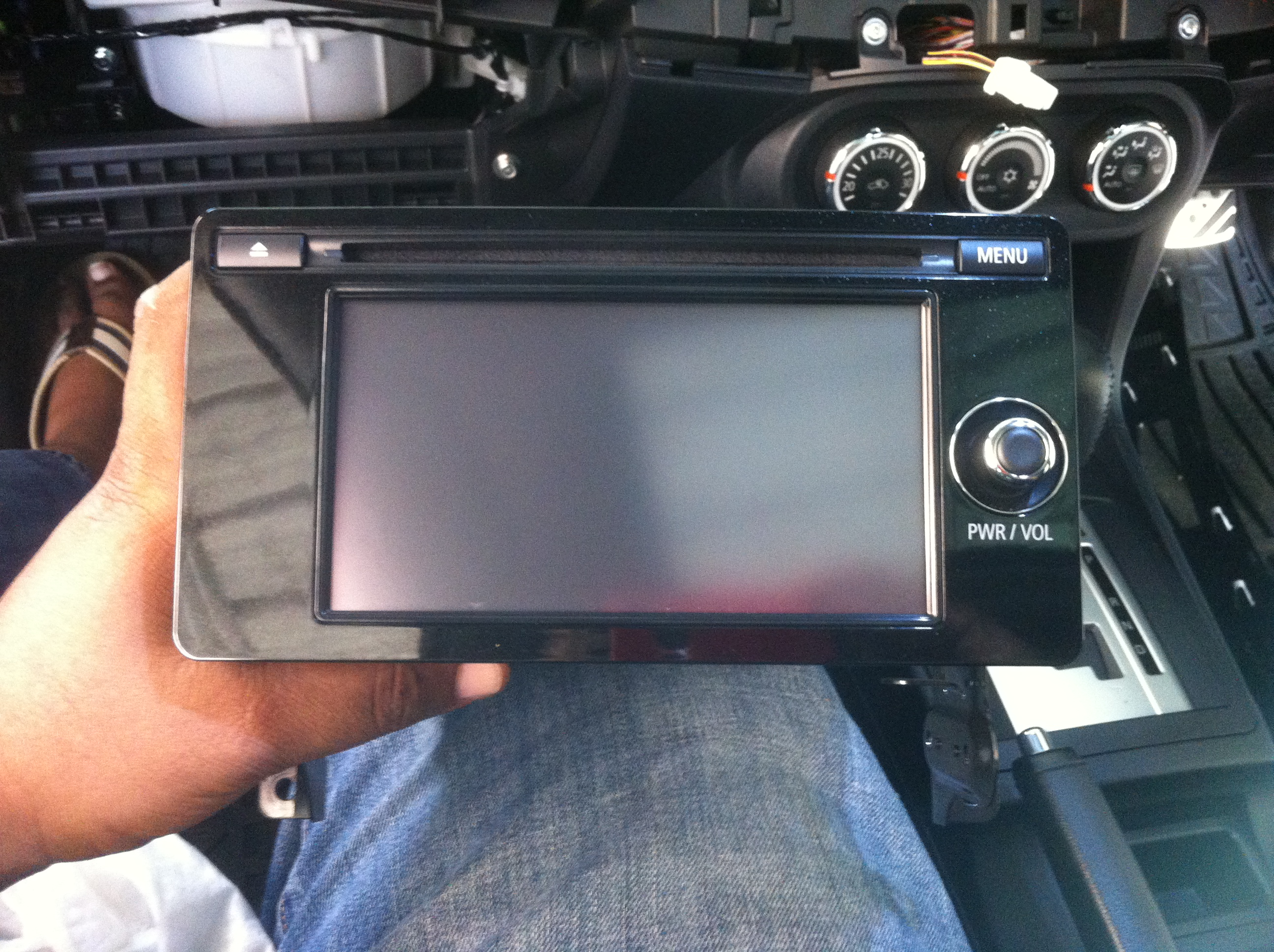 I Have A 2014 Lancer Non Nav With Reverse Camera Would Like To 2015 Mitsubishi Wiring Diagram Picture Off The Front Radio