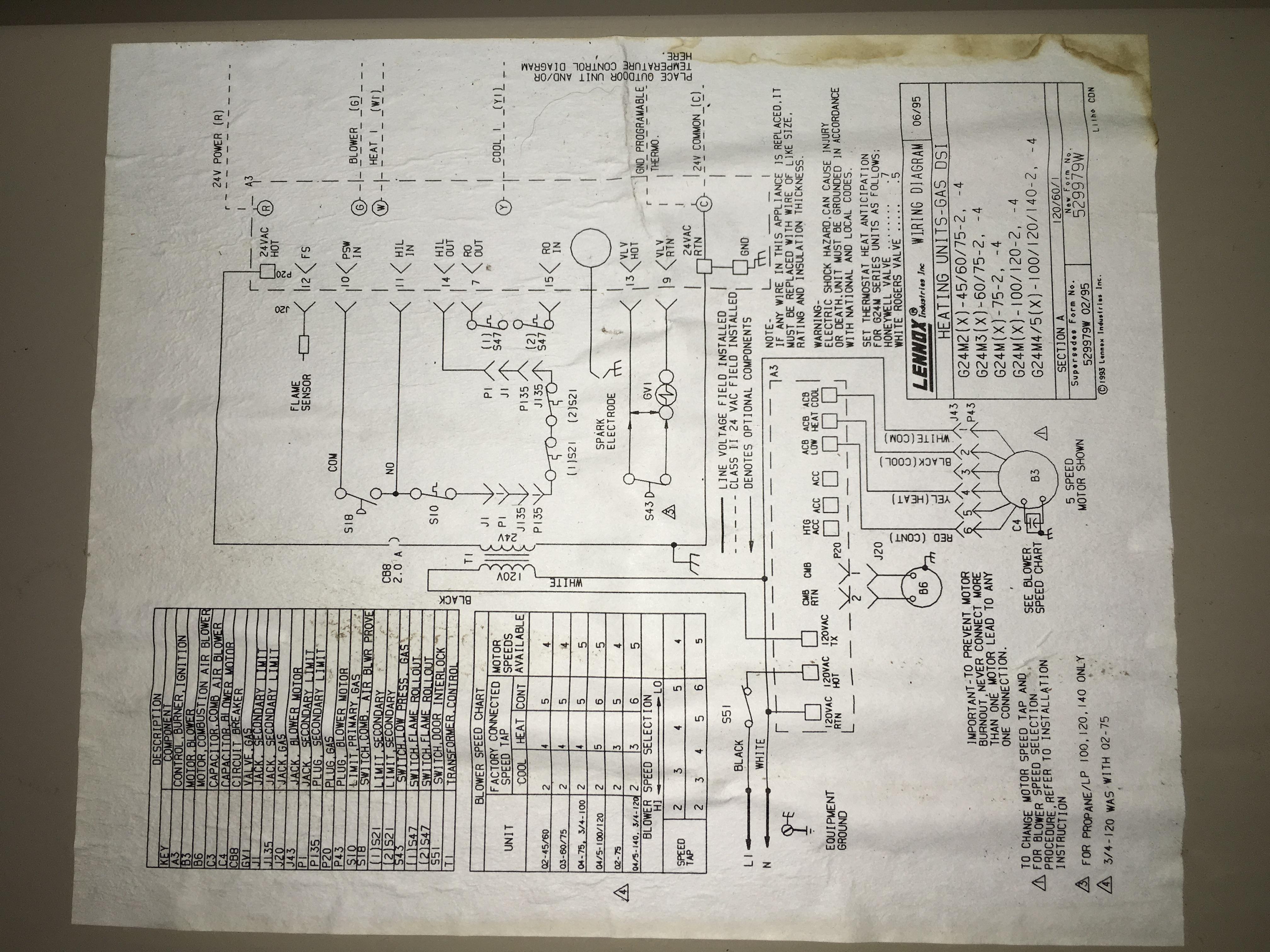 Heil Furnace Nug5100bhb2 Wiring Diagram - Complete Wiring Diagrams •