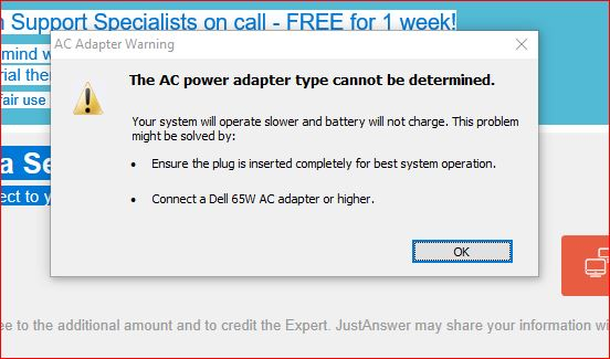 I just purchased a Dell Power Companion PW7015L for my