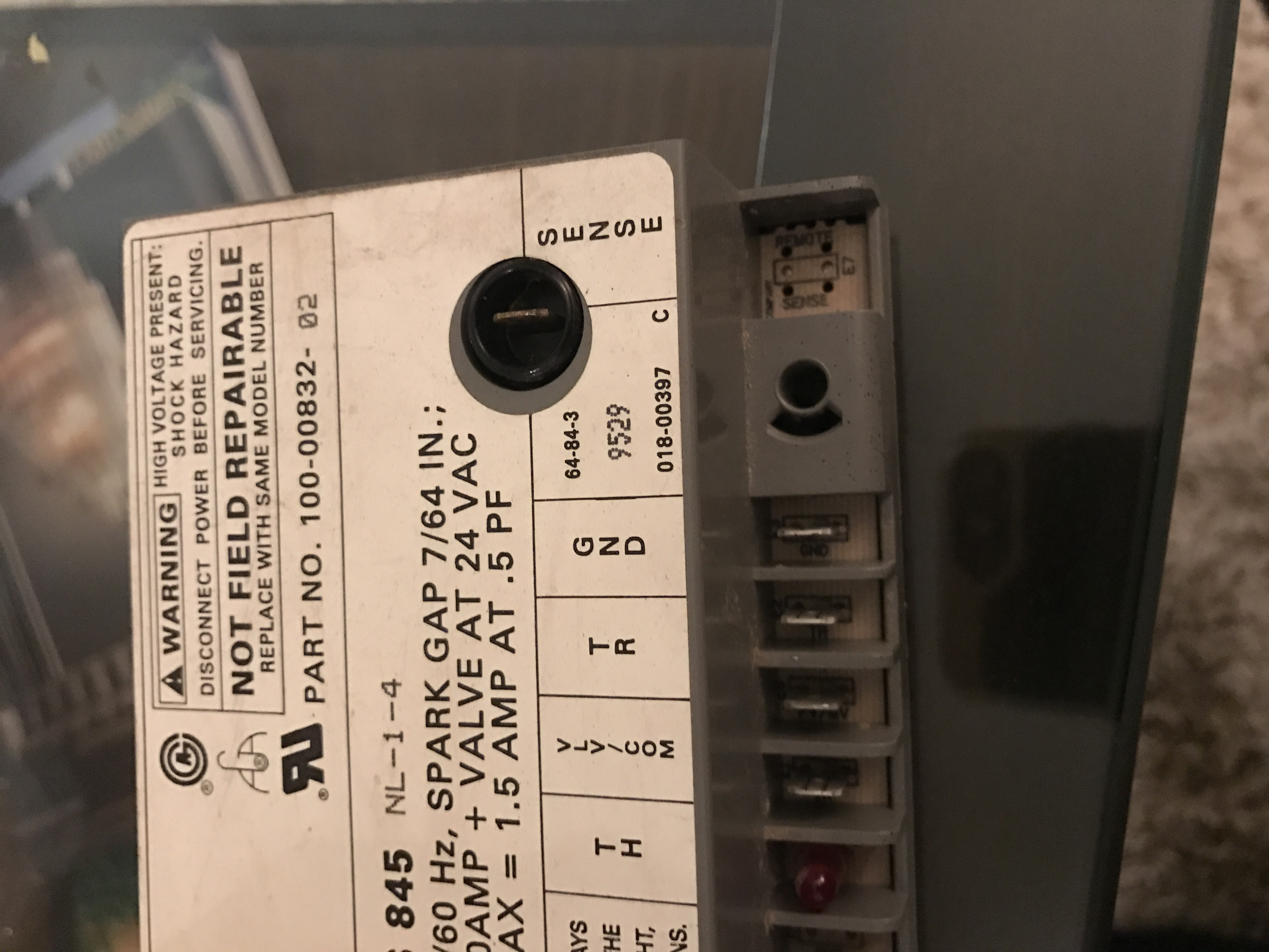 Ds845 Gas Valve Wiring Diagram Library