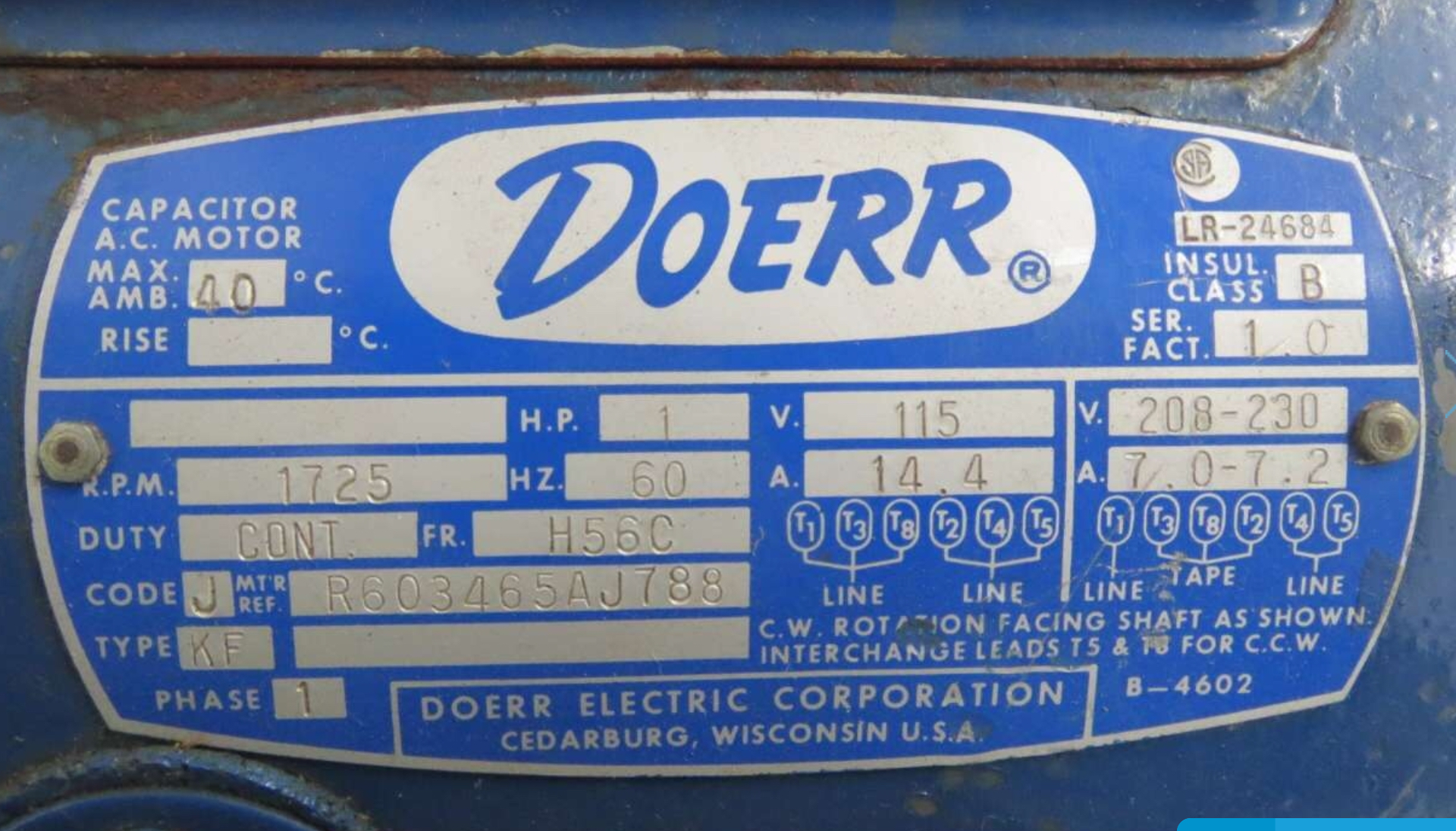 Doerr Electric Motor Lr24684 Wiring Diagram Best 33312d1402938494doerrlr22132motorwiringmotorjpg General 10 Hp Block And Schematic