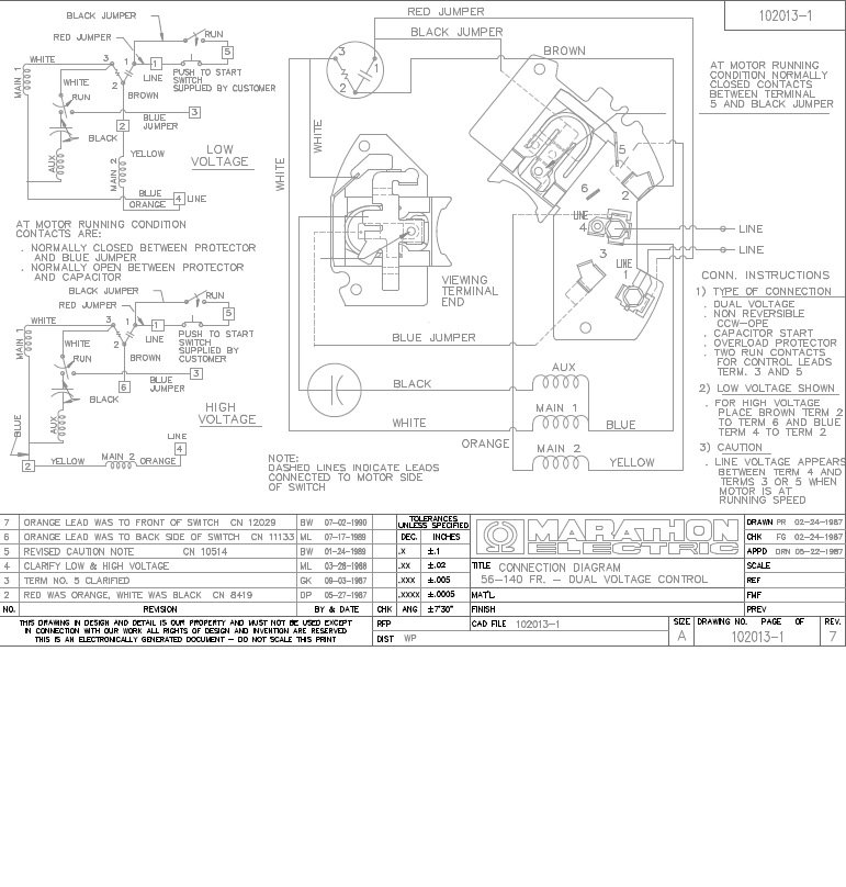 oh boy i hope you can i m replacing the motor marathon x603 on rh justanswer com Whirlpool Dryer Schematic Wiring Diagram Huebsch Gas Dryer Troubleshooting