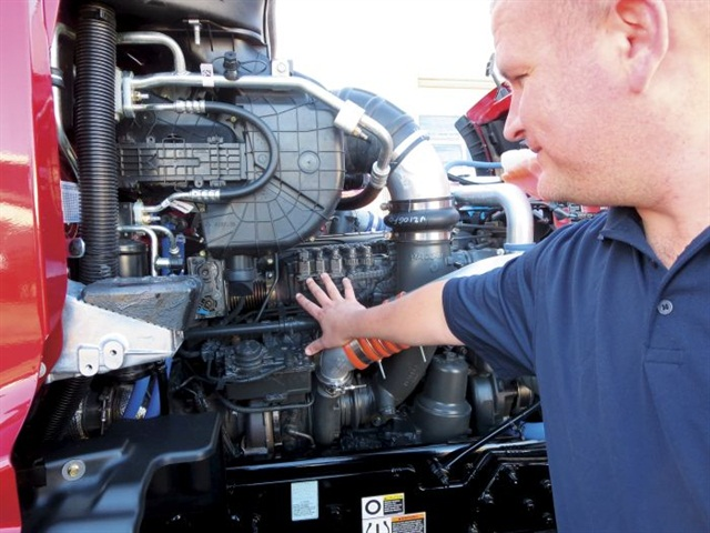 Paccar engine have 5 faults